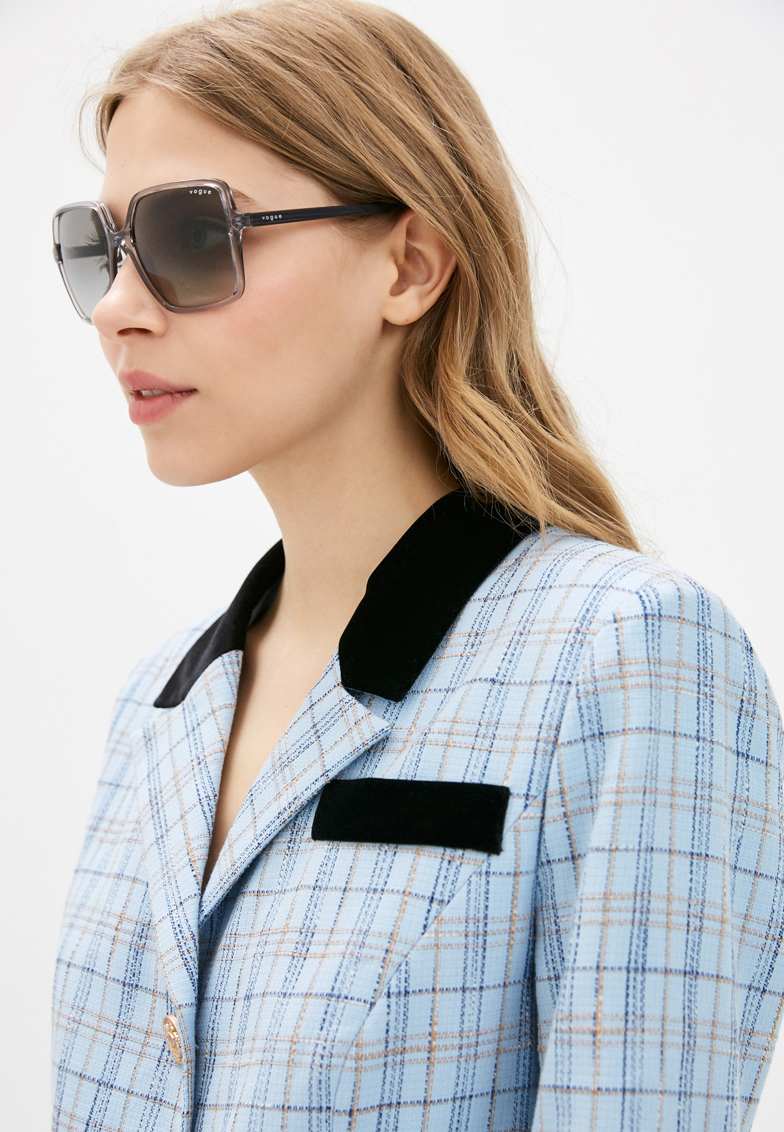Женские солнцезащитные очки Vogue® Eyewear 0VO5352S