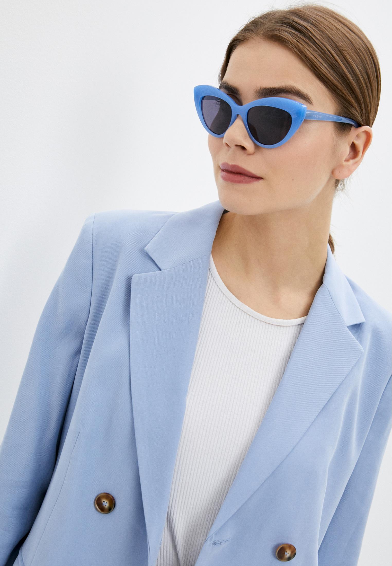 Женские солнцезащитные очки Vogue® Eyewear 0VO5377S