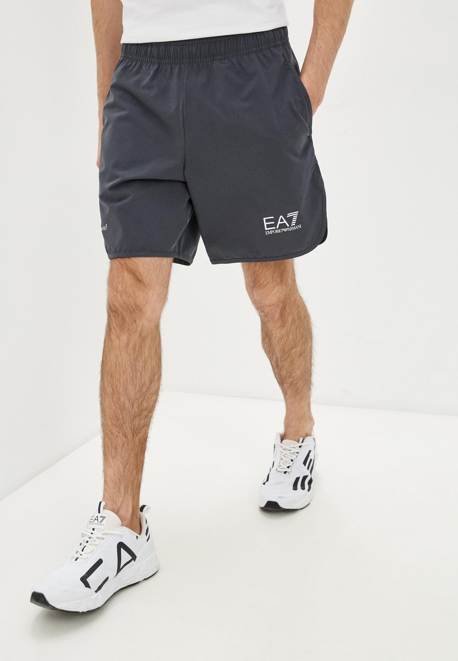 Мужские спортивные шорты EA7 3KPS07 PNP4Z