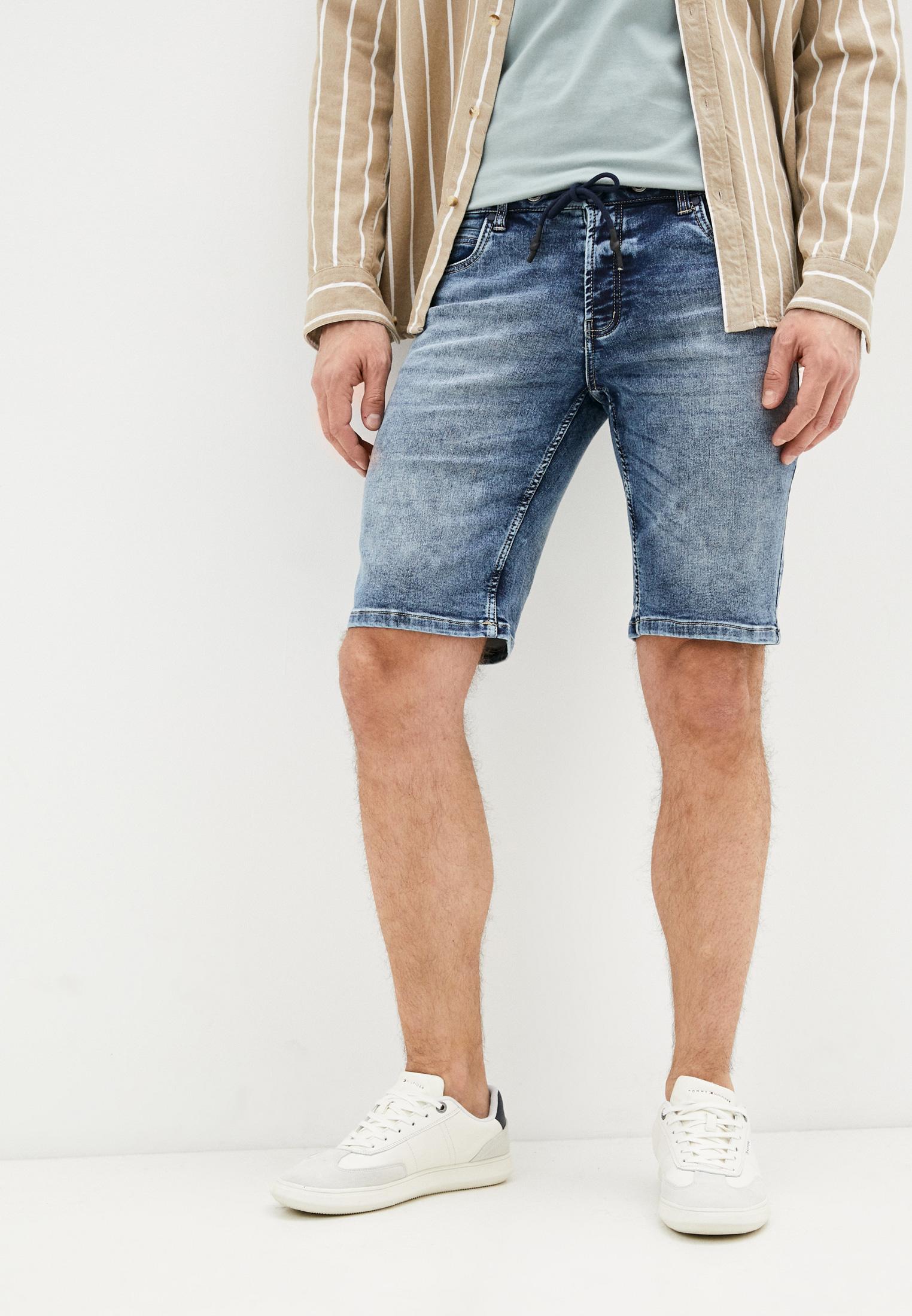 Мужские джинсовые шорты J. Hart & Bros Шорты джинсовые J. Hart & Bros