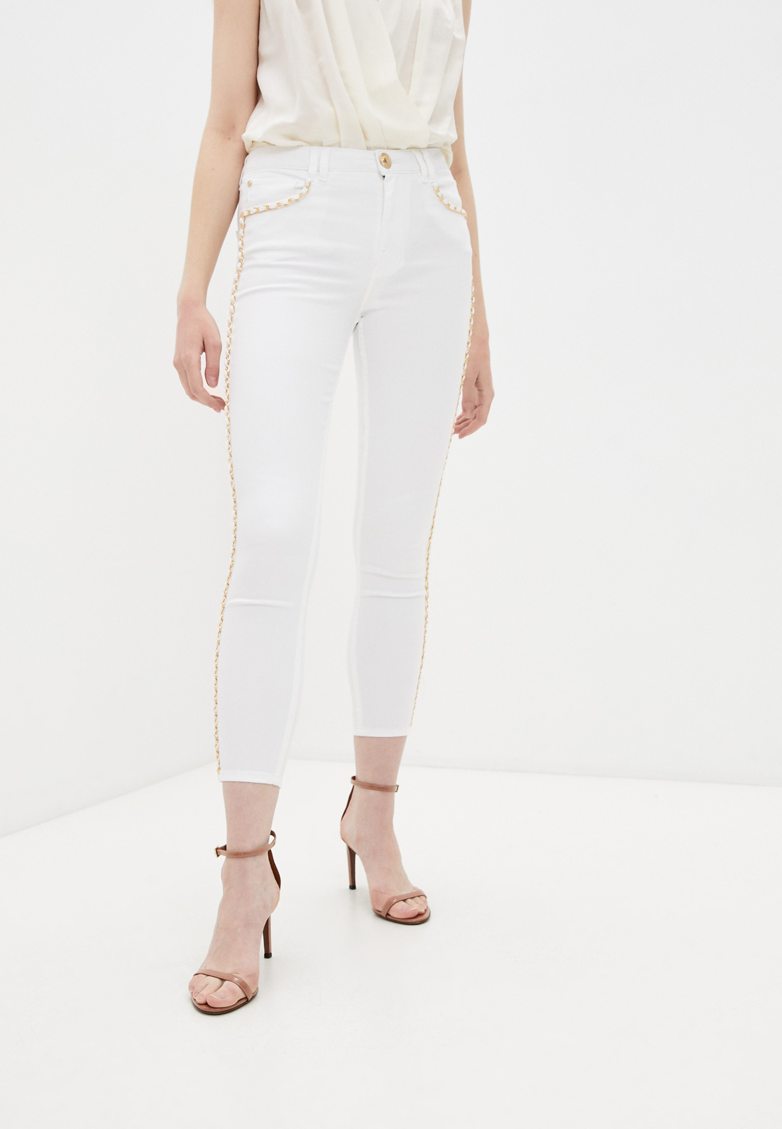 Зауженные джинсы Marciano Los Angeles 1GG1559531Z