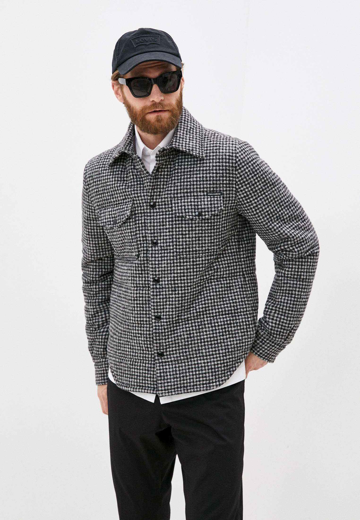 Мужские пальто Dolce&Gabbana G9LP3TFQMGZS8100