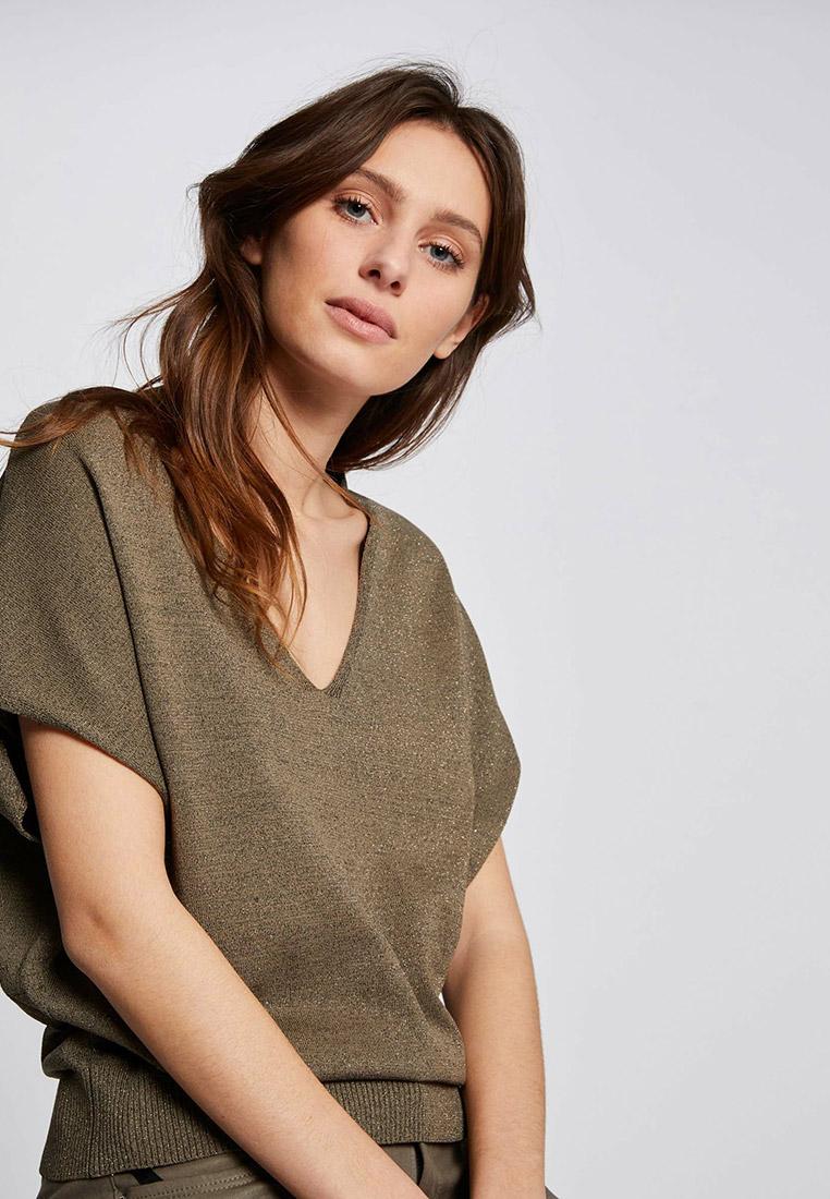 Пуловер Morgan 211-MATCHA