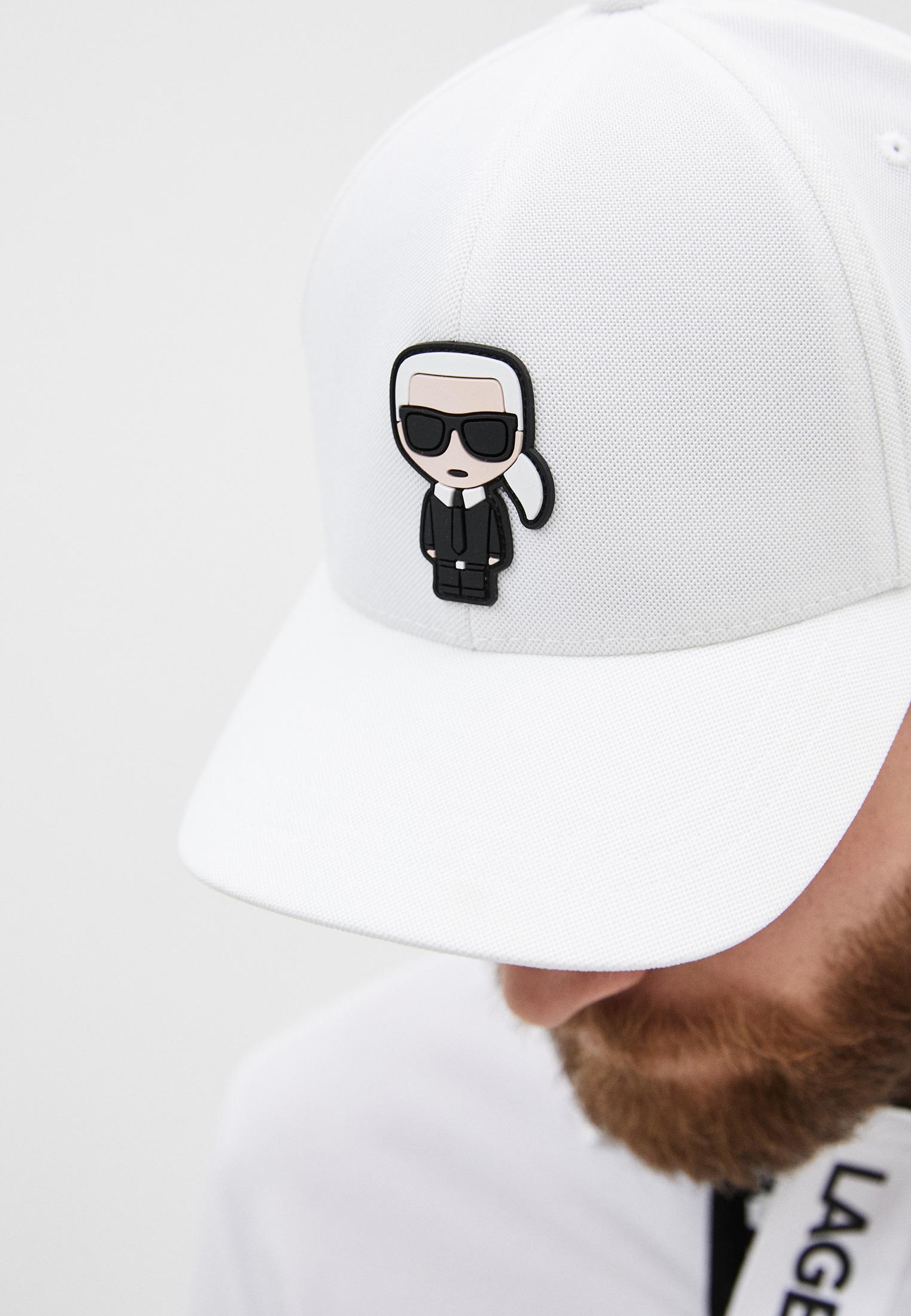 Бейсболка Karl Lagerfeld (Карл Лагерфельд) 805610 511118