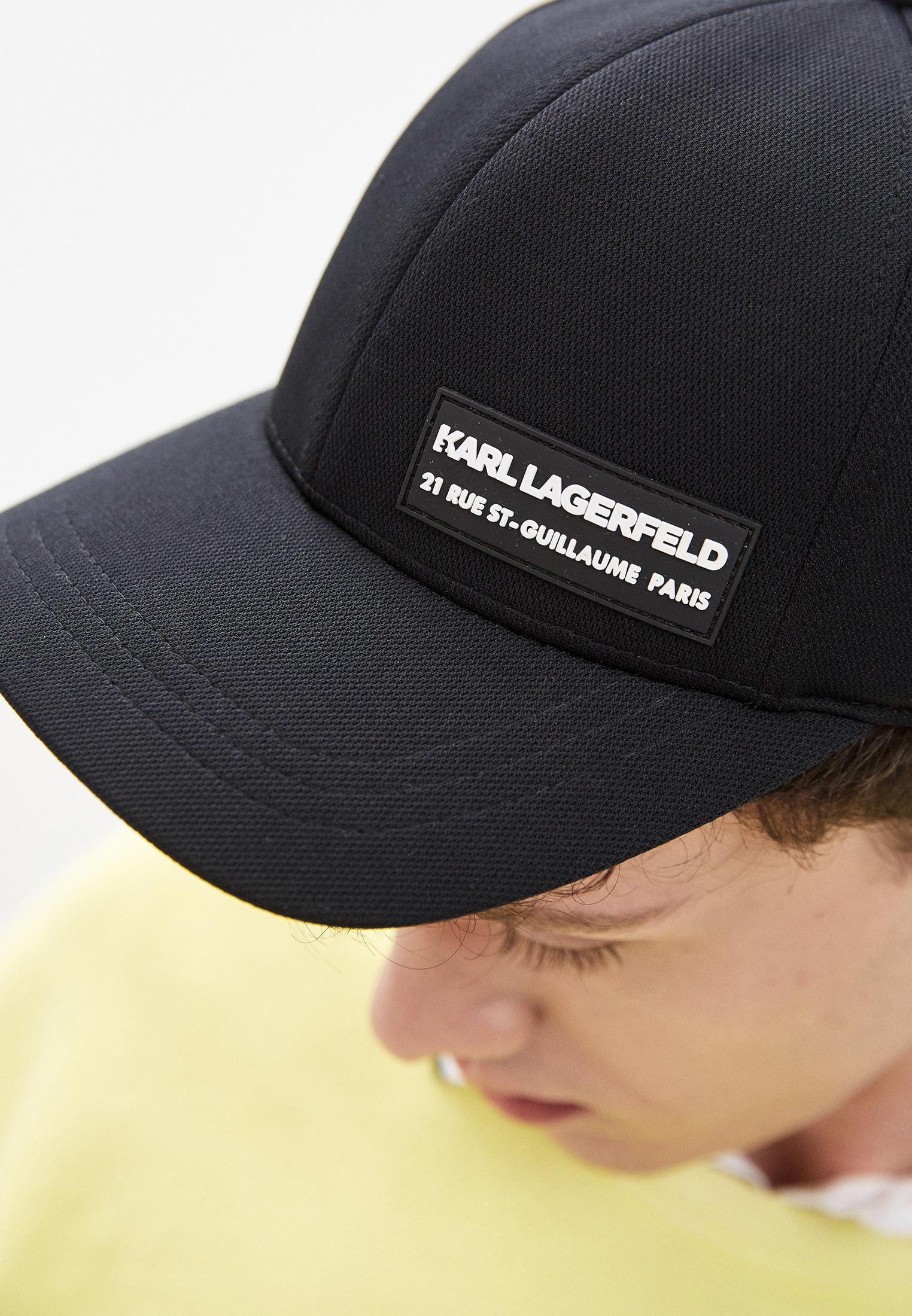 Бейсболка Karl Lagerfeld 805615 511120
