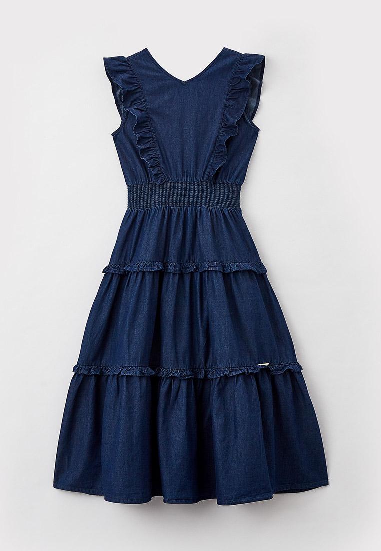 Повседневное платье Liu Jo Junior Платье джинсовое Liu Jo Junior