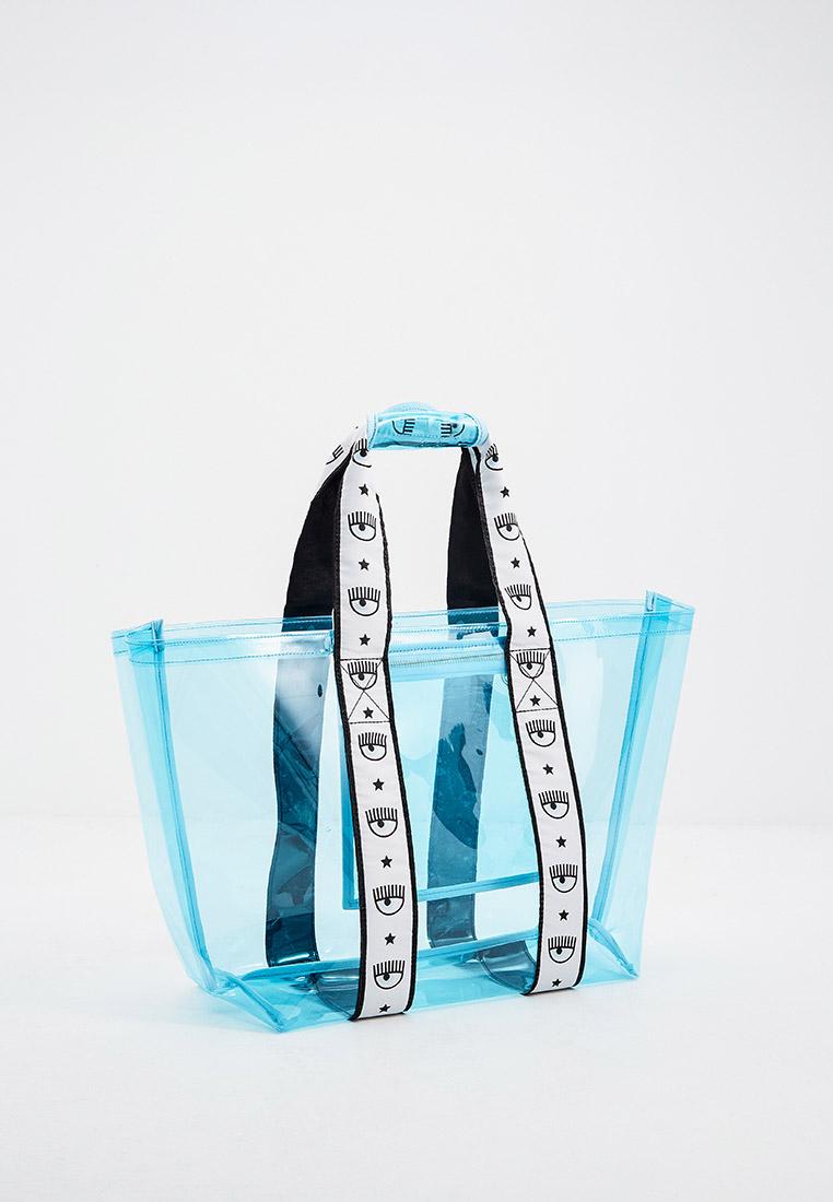 Пляжная сумка Chiara Ferragni Collection 21PE-CFBAG006: изображение 2
