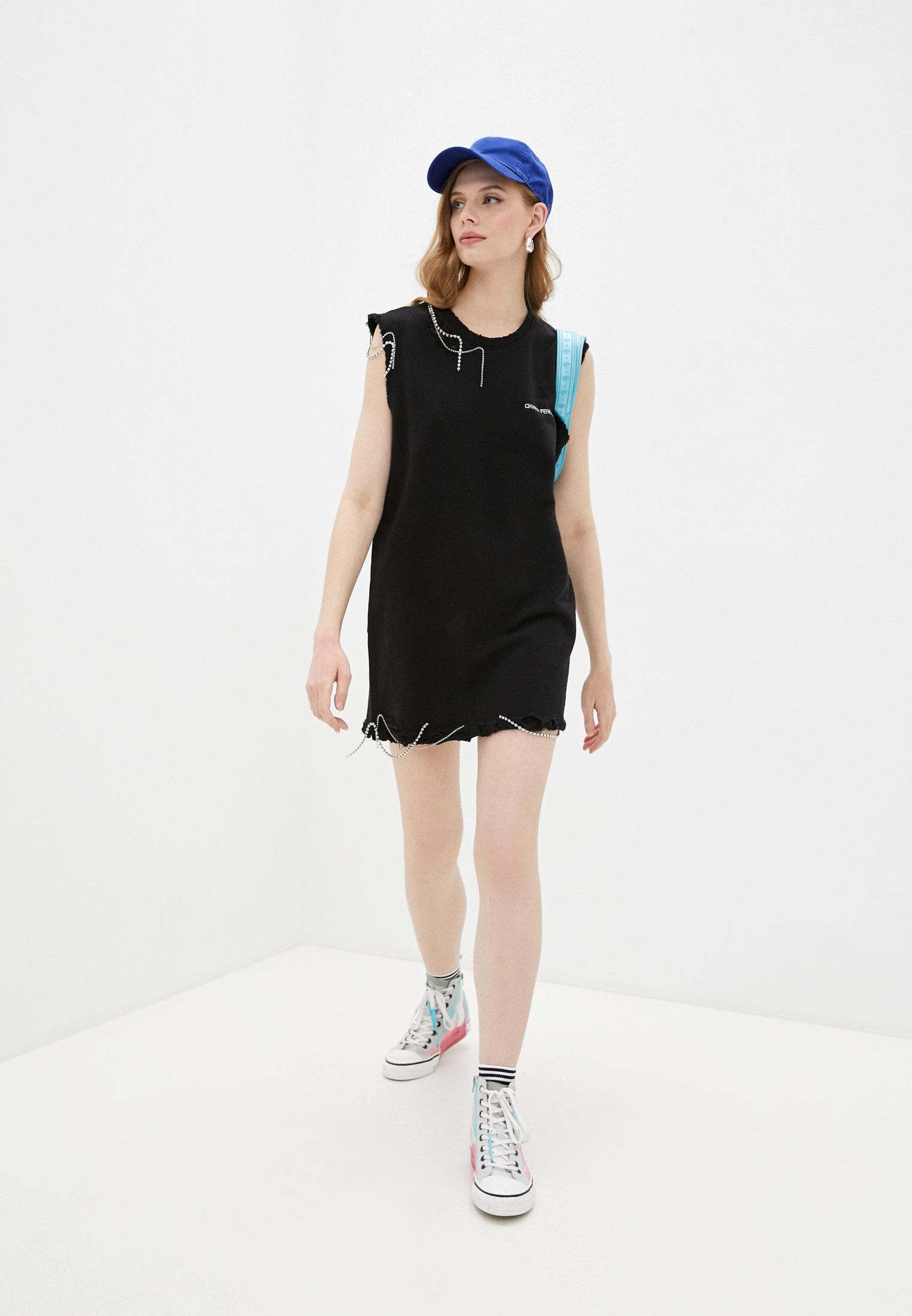 Повседневное платье Chiara Ferragni 21PE-CFDR061: изображение 3