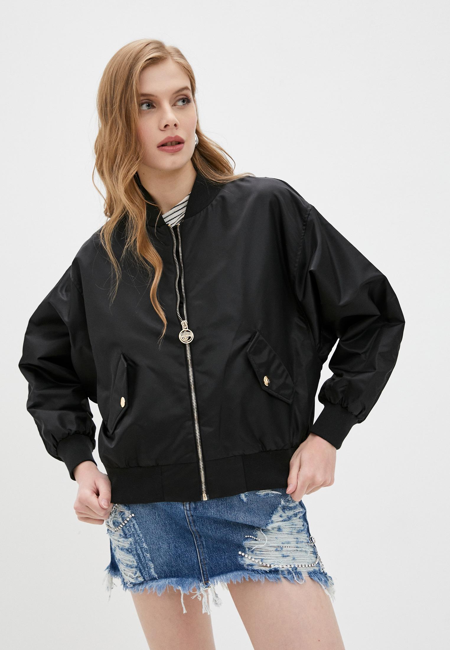 Женская верхняя одежда Chiara Ferragni Куртка Chiara Ferragni
