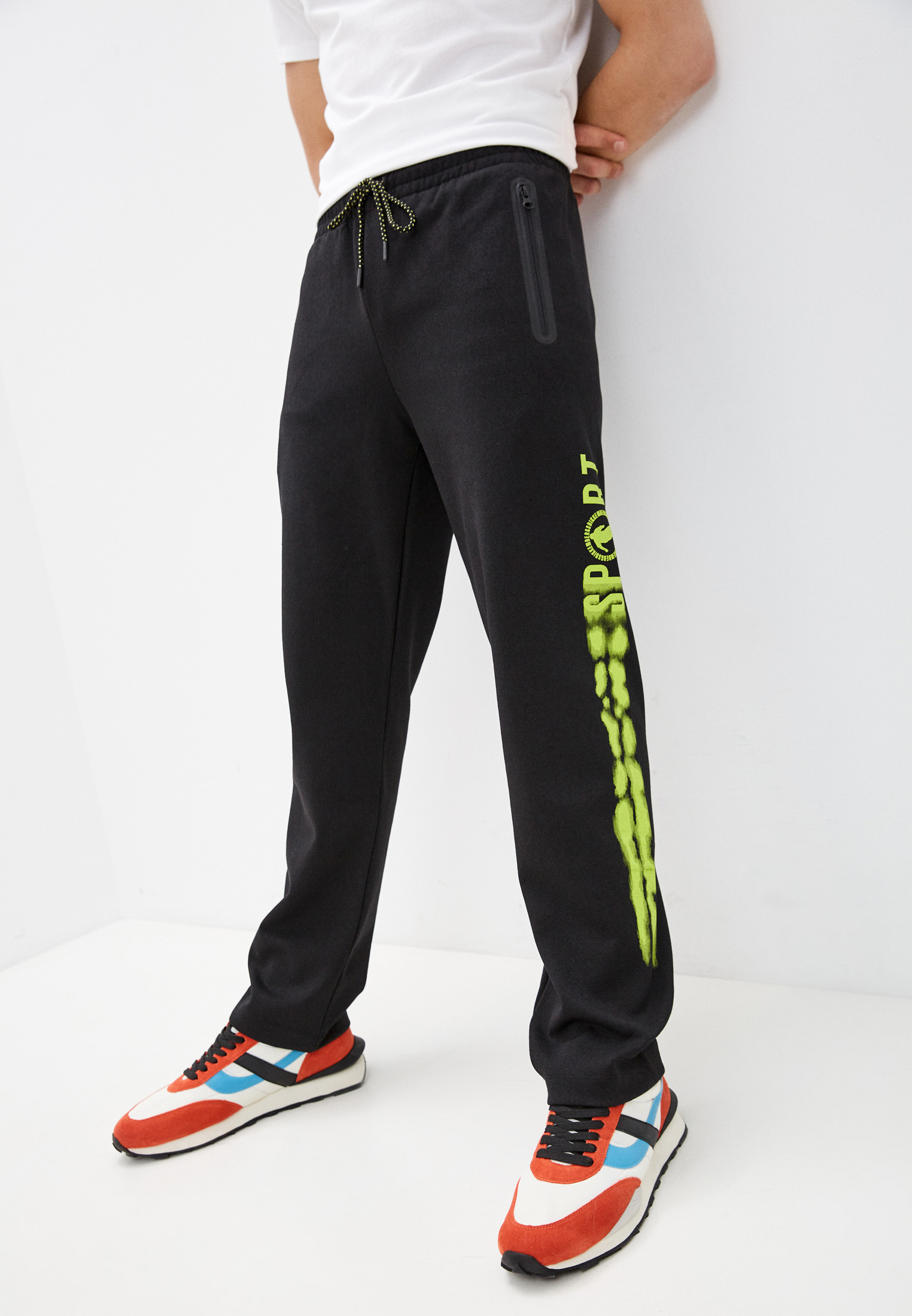 Мужские спортивные брюки Bikkembergs C 1 198 01 M 4287: изображение 1
