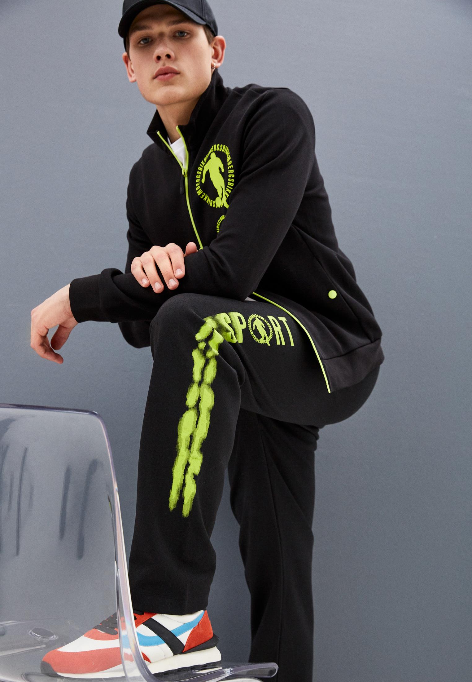 Мужские спортивные брюки Bikkembergs C 1 198 01 M 4287: изображение 2