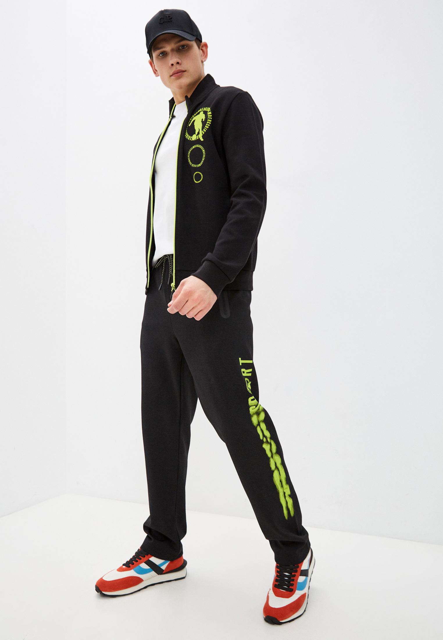 Мужские спортивные брюки Bikkembergs C 1 198 01 M 4287: изображение 3