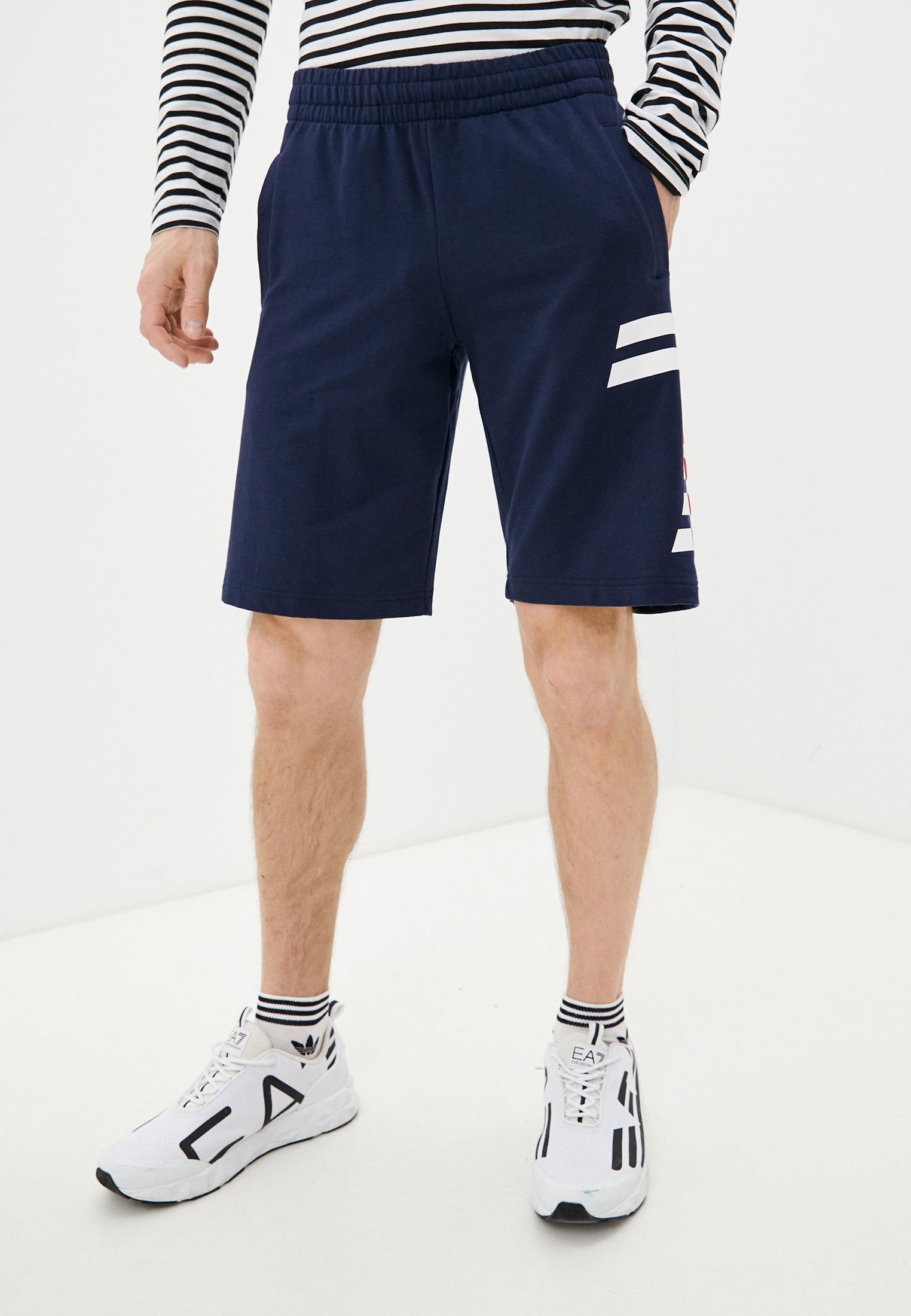 Мужские спортивные шорты EA7 Шорты спортивные EA7