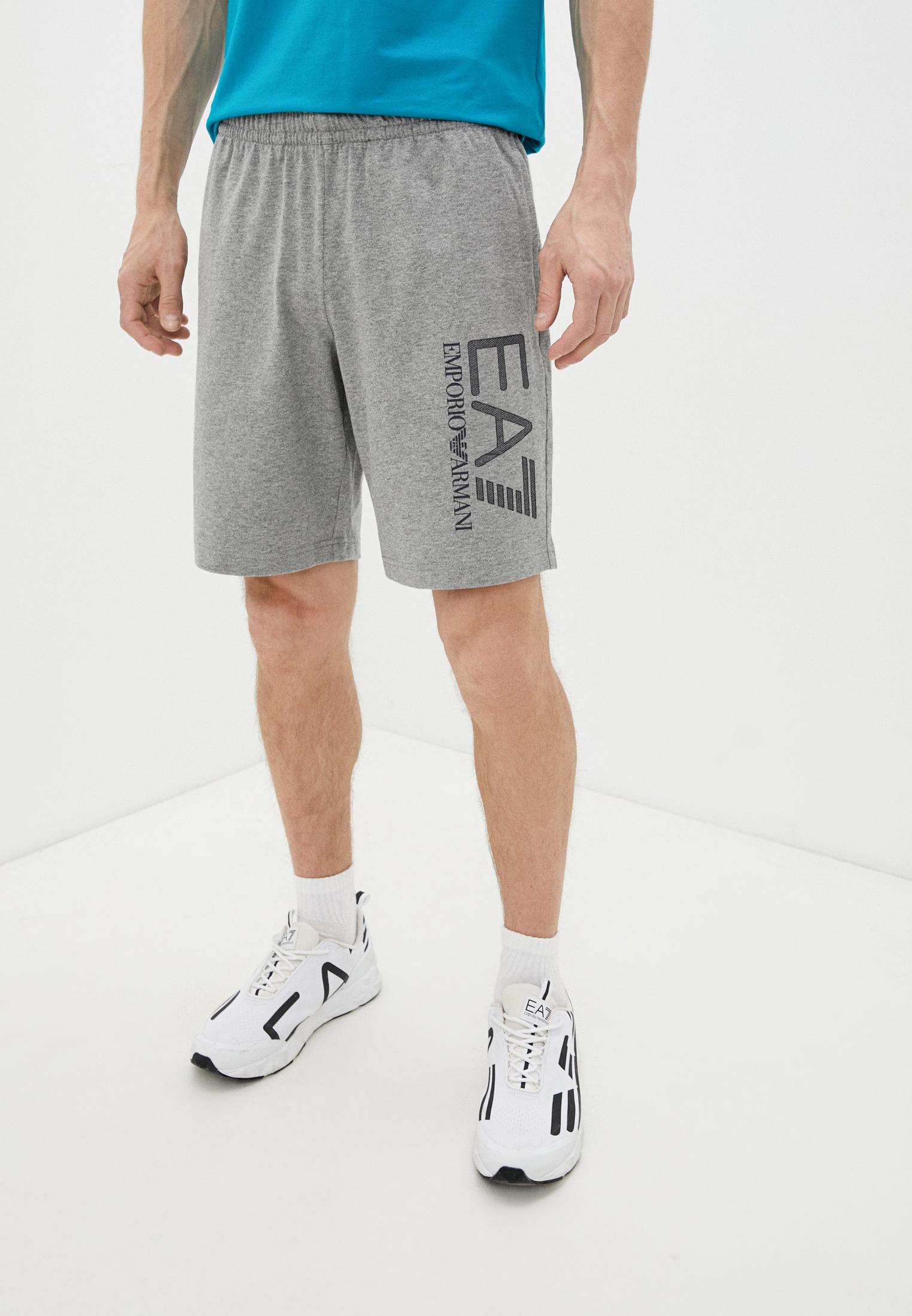 Мужские спортивные шорты EA7 3KPS80 PJ7BZ