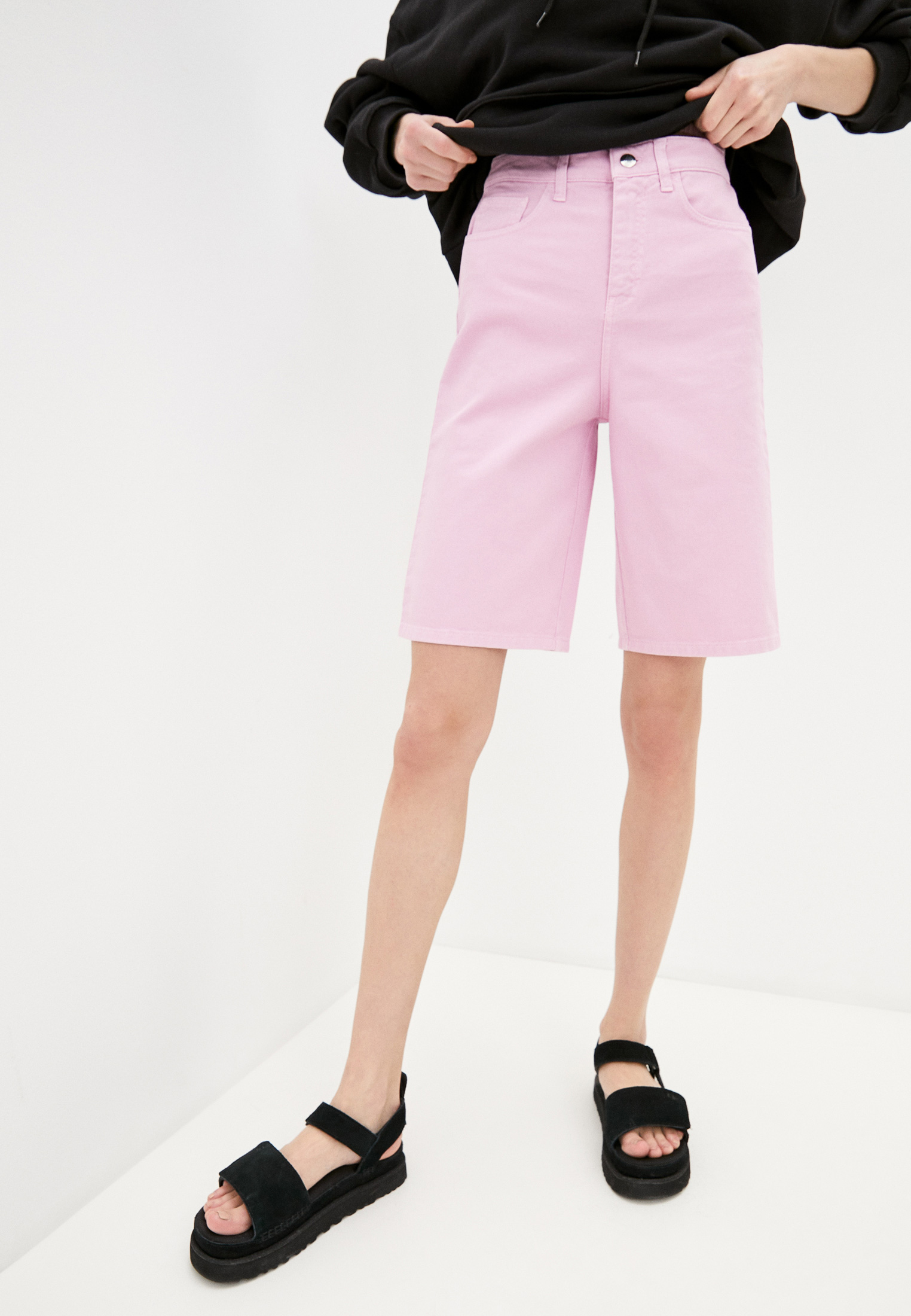 Женские джинсовые шорты Ireneisgood 21SS-IGPC001A