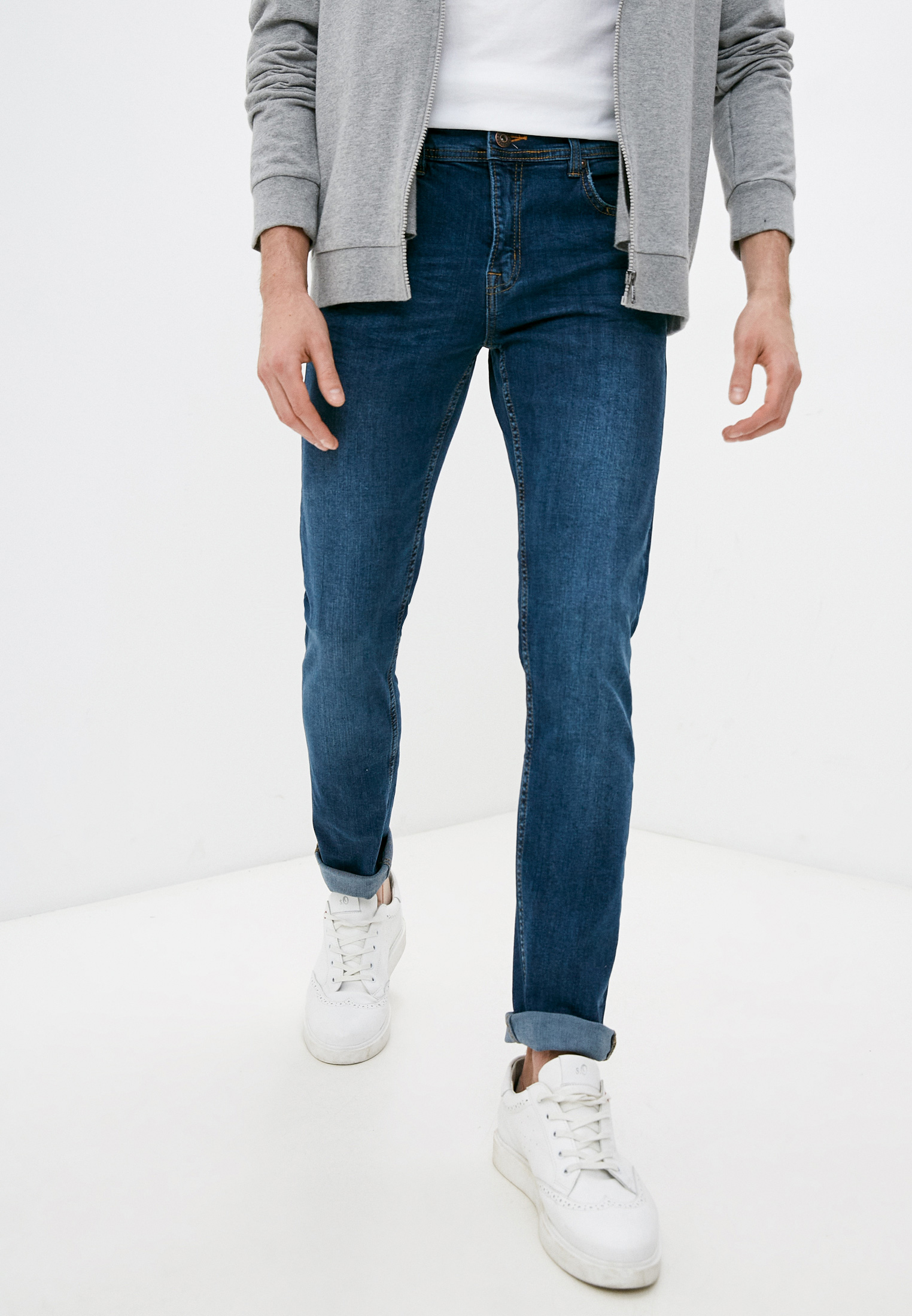 Зауженные джинсы SHINE ORIGINAL 2-000001SPR