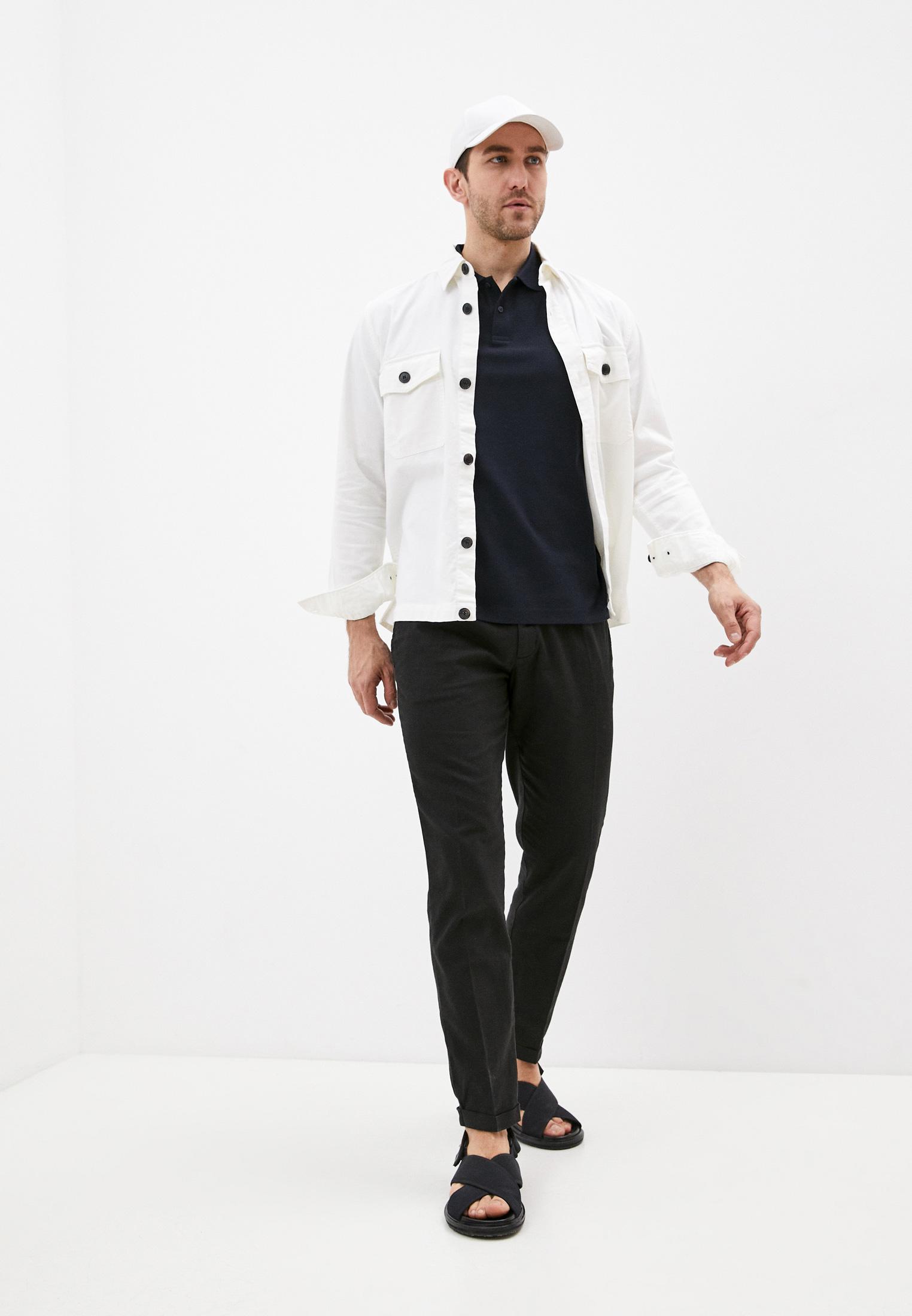 Мужские поло Calvin Klein (Кельвин Кляйн) K10K102964: изображение 7