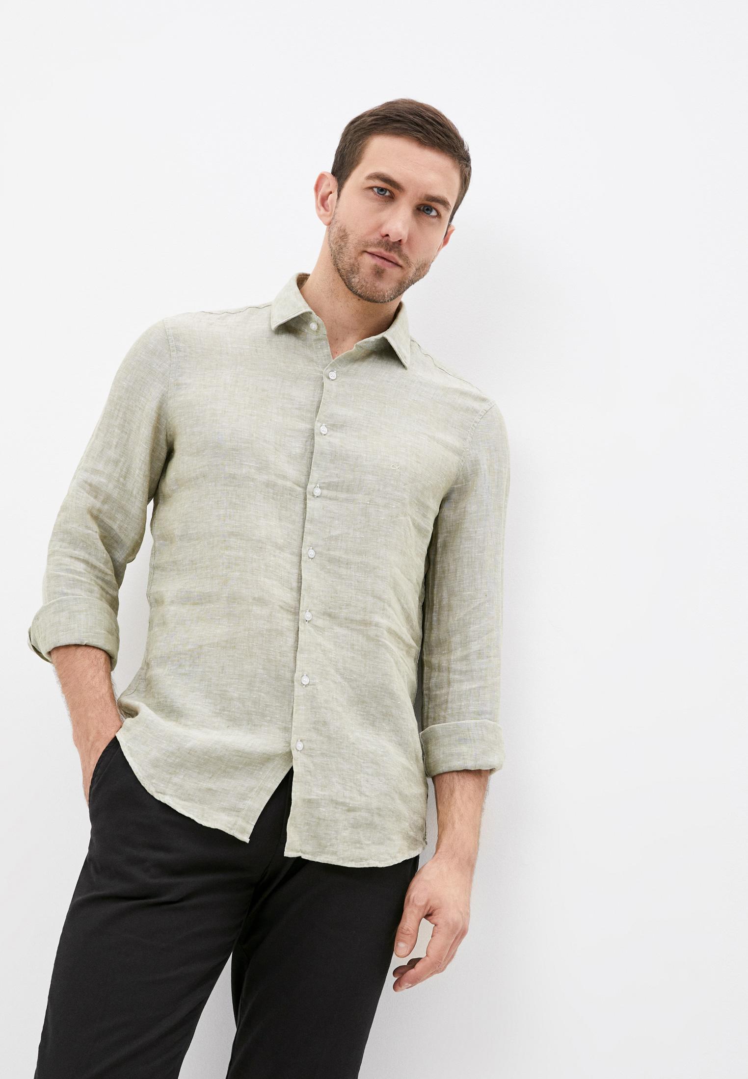 Рубашка с длинным рукавом Calvin Klein (Кельвин Кляйн) K10K107232: изображение 1