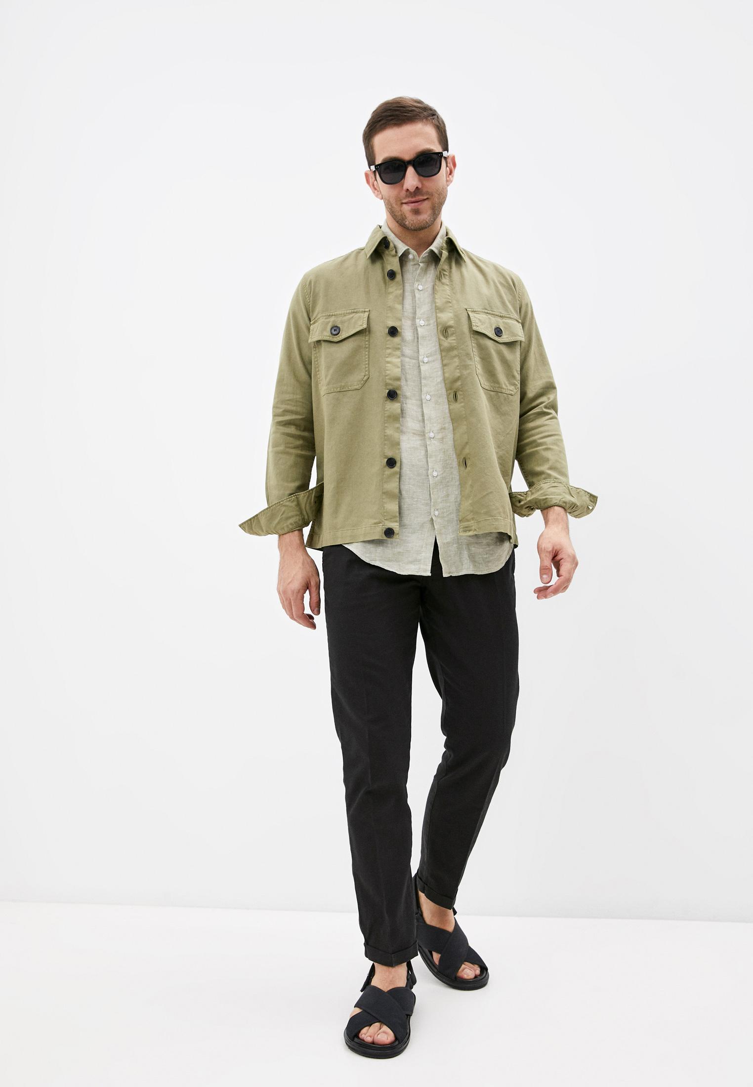 Рубашка с длинным рукавом Calvin Klein (Кельвин Кляйн) K10K107232: изображение 3