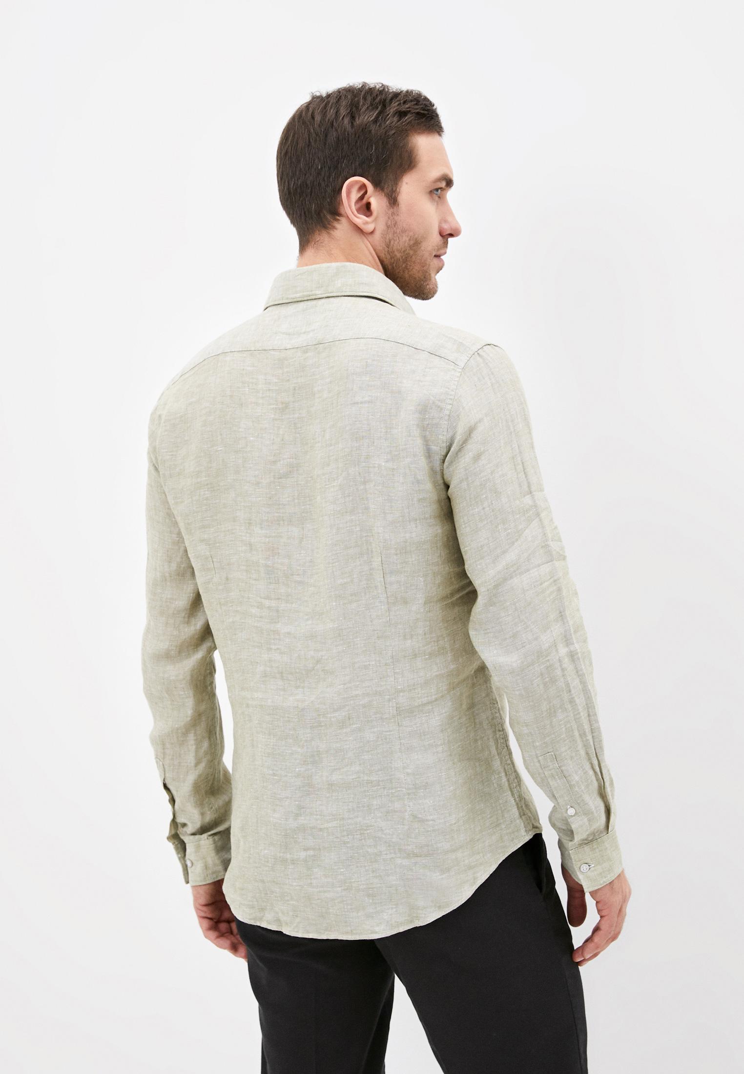 Рубашка с длинным рукавом Calvin Klein (Кельвин Кляйн) K10K107232: изображение 4
