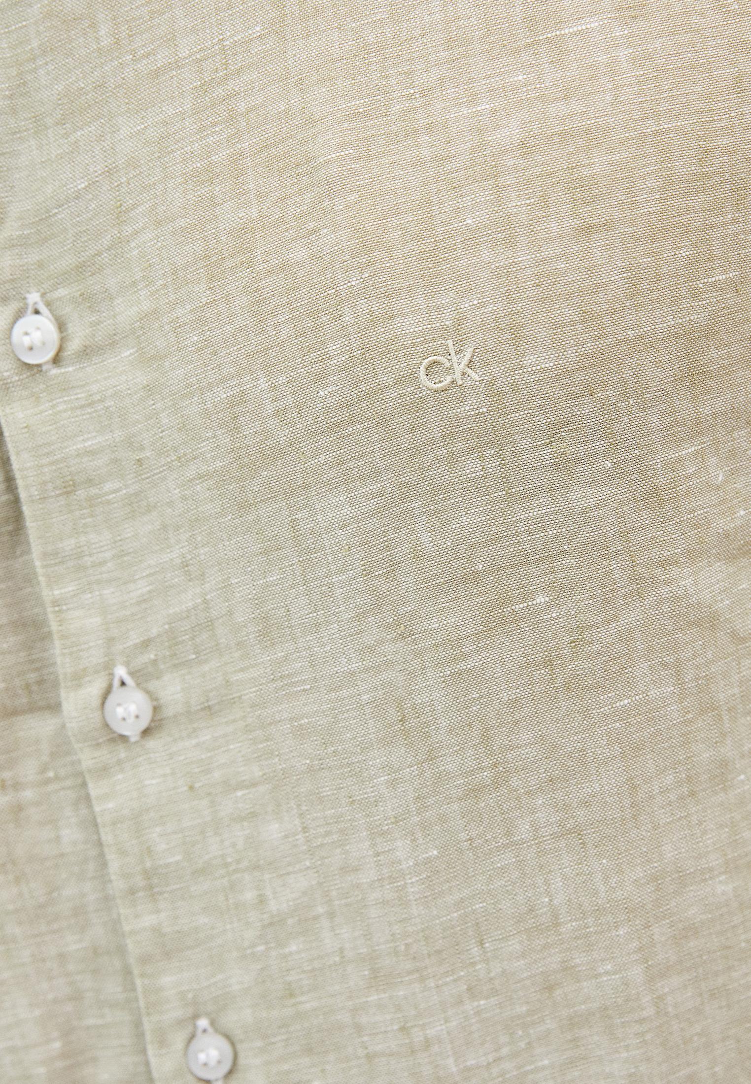 Рубашка с длинным рукавом Calvin Klein (Кельвин Кляйн) K10K107232: изображение 5
