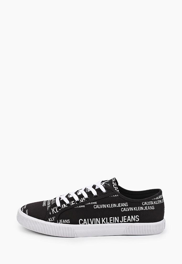 Мужские кеды Calvin Klein Jeans YM0YM00077: изображение 1