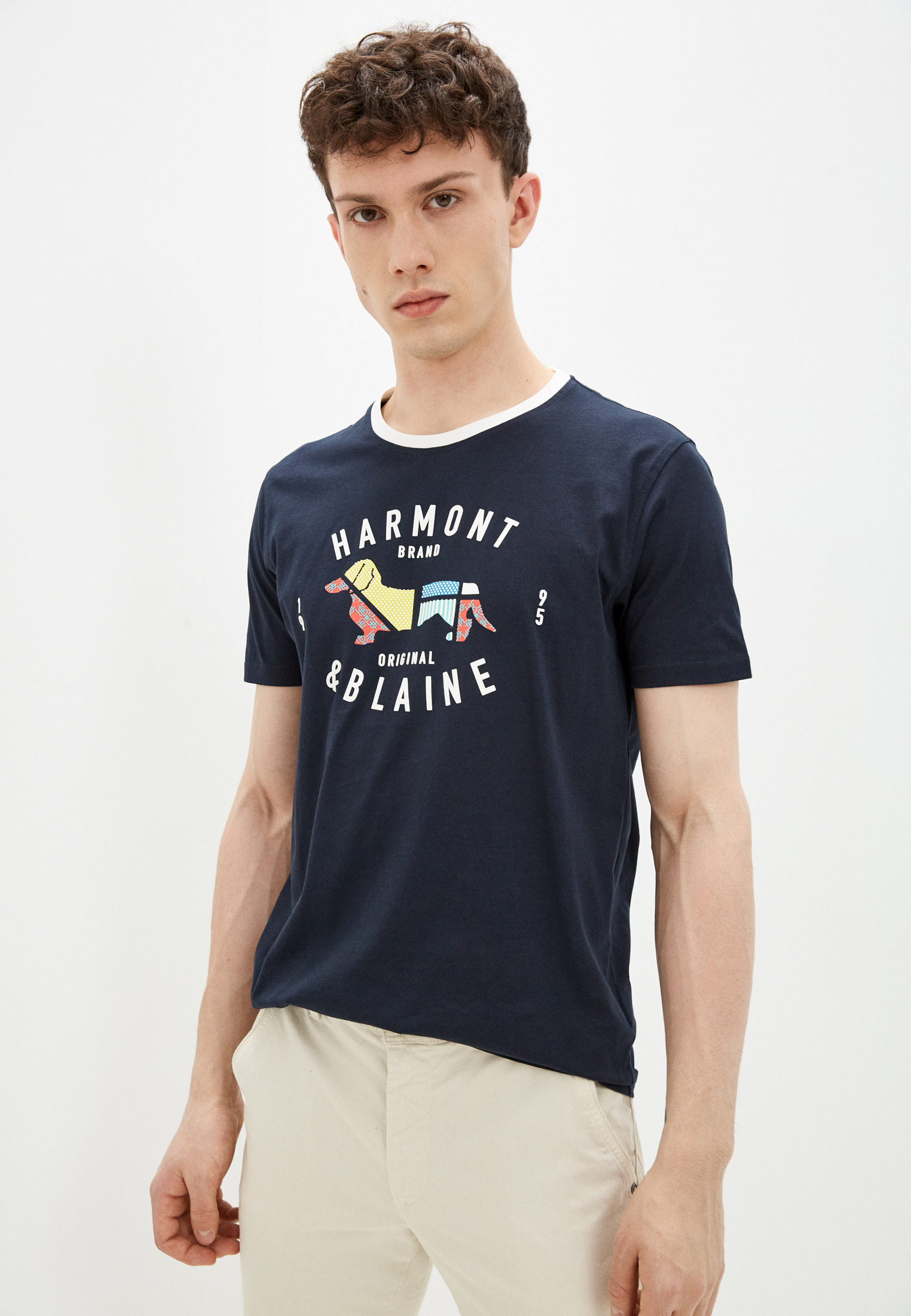 Футболка Harmont&Blaine IRF106021055