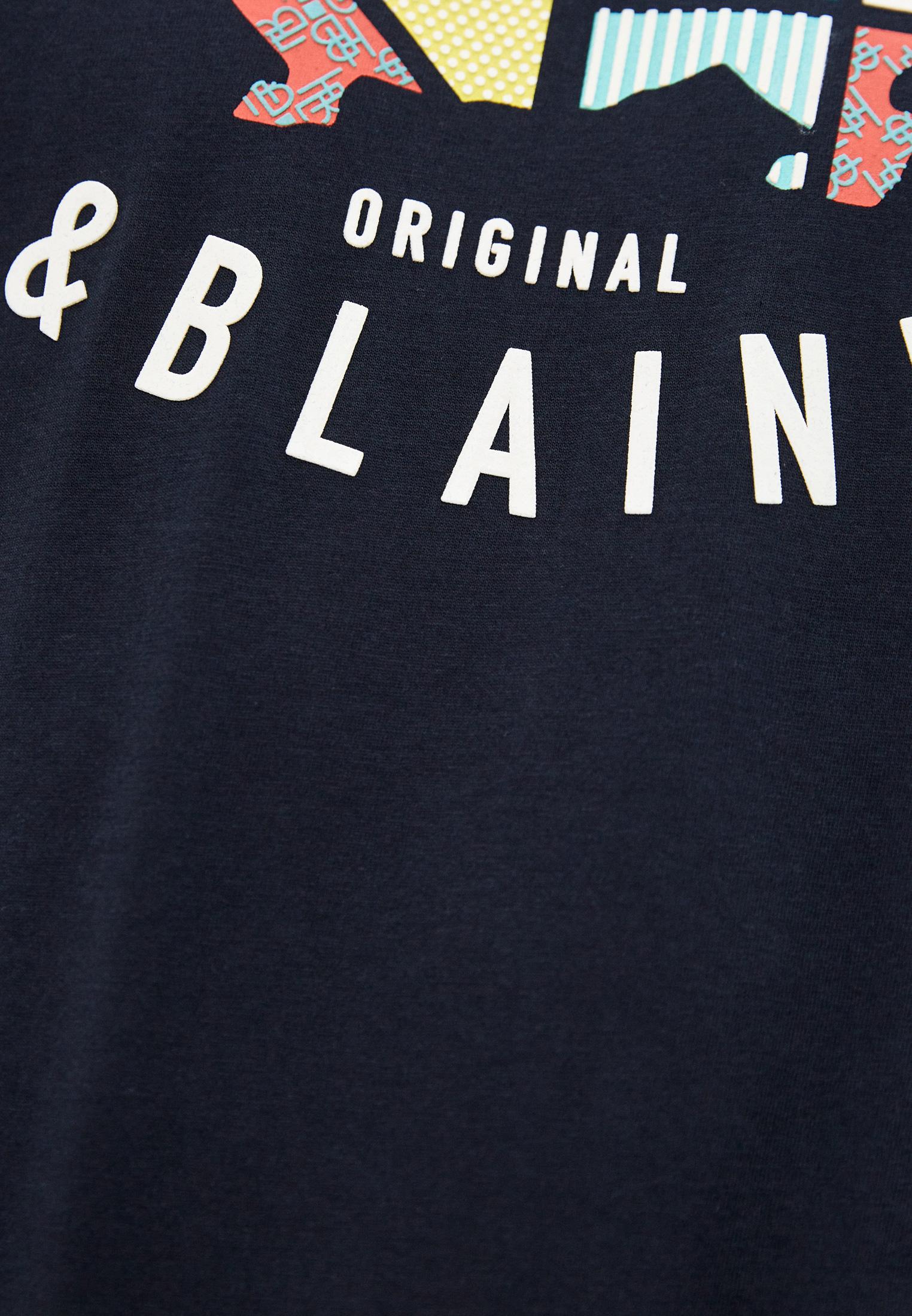 Футболка Harmont&Blaine IRF106021055: изображение 5