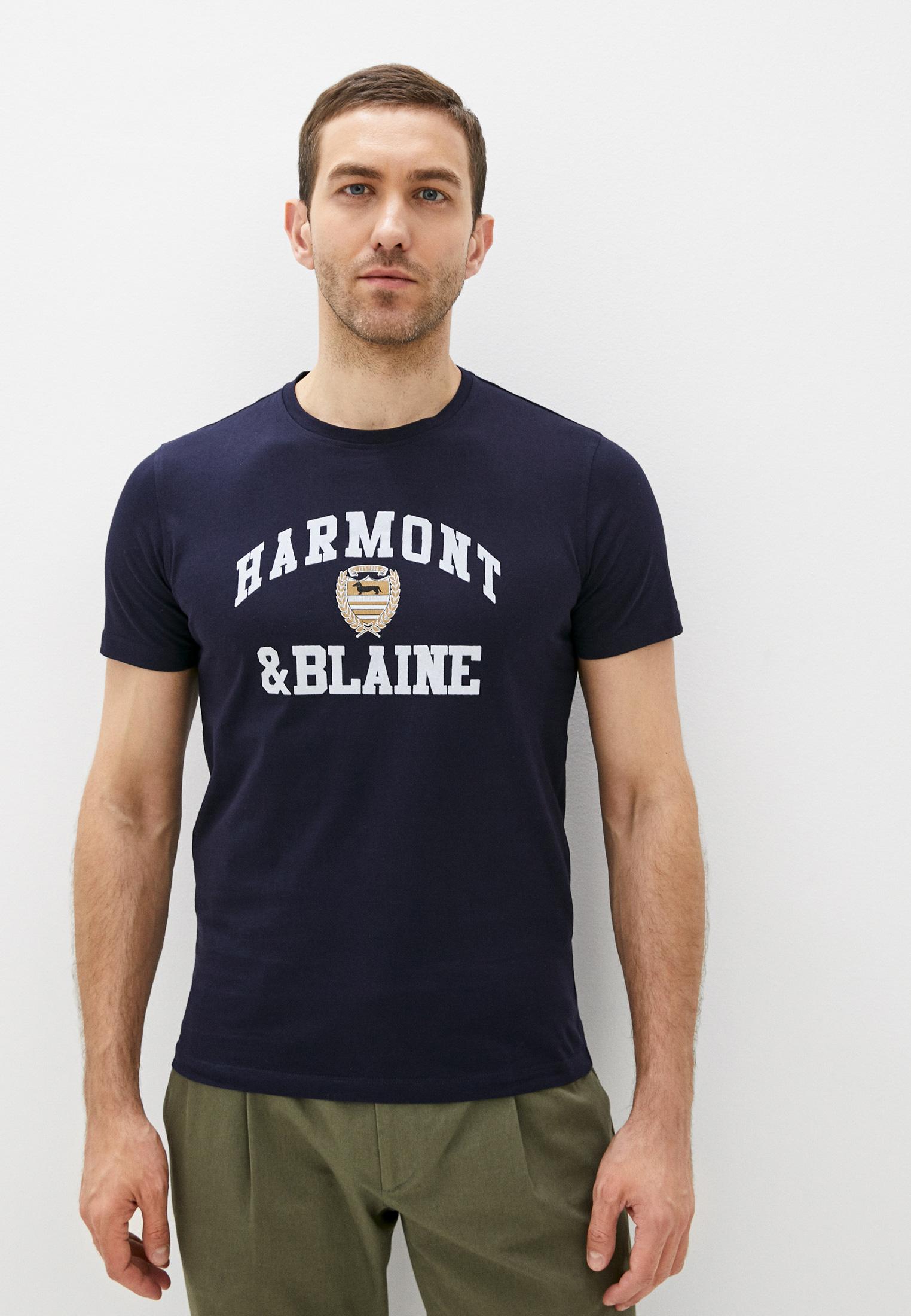 Футболка Harmont&Blaine IRFP01021087