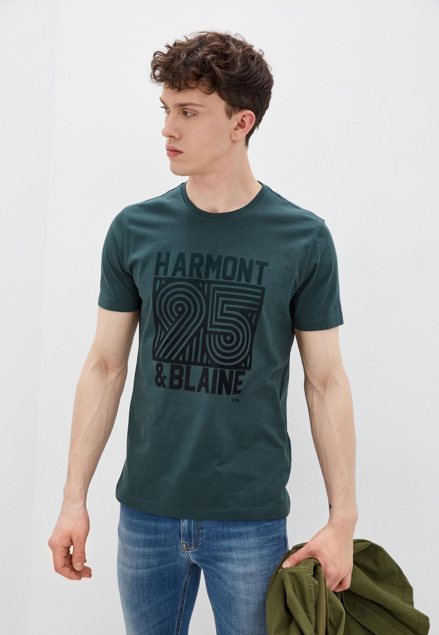 Футболка Harmont&Blaine IRFP02021087