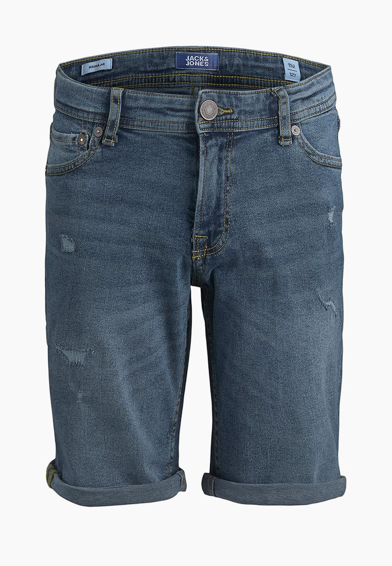Шорты Jack & Jones (Джек Энд Джонс) Шорты джинсовые Jack & Jones