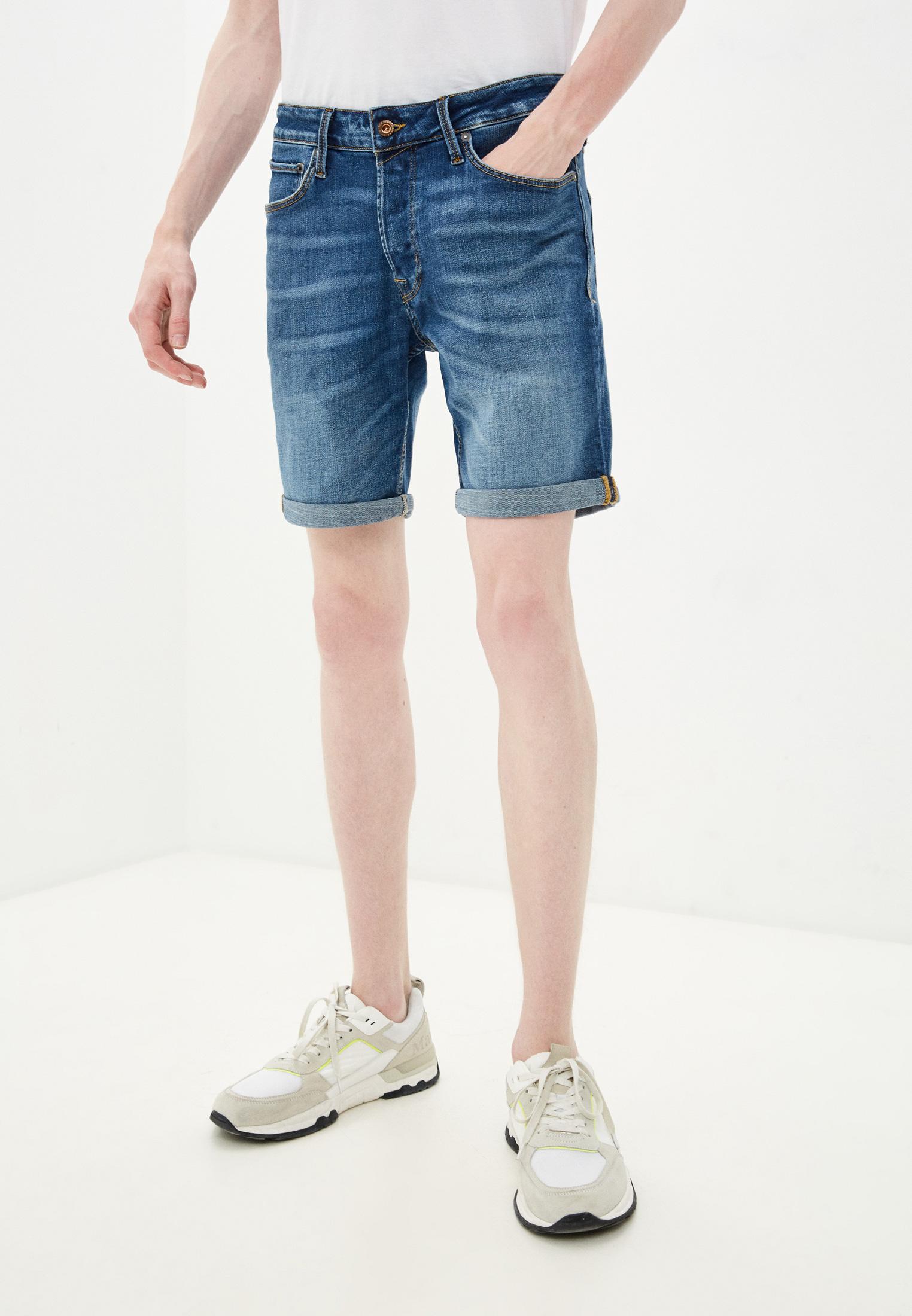 Мужские джинсовые шорты Jack & Jones (Джек Энд Джонс) Шорты джинсовые Jack & Jones