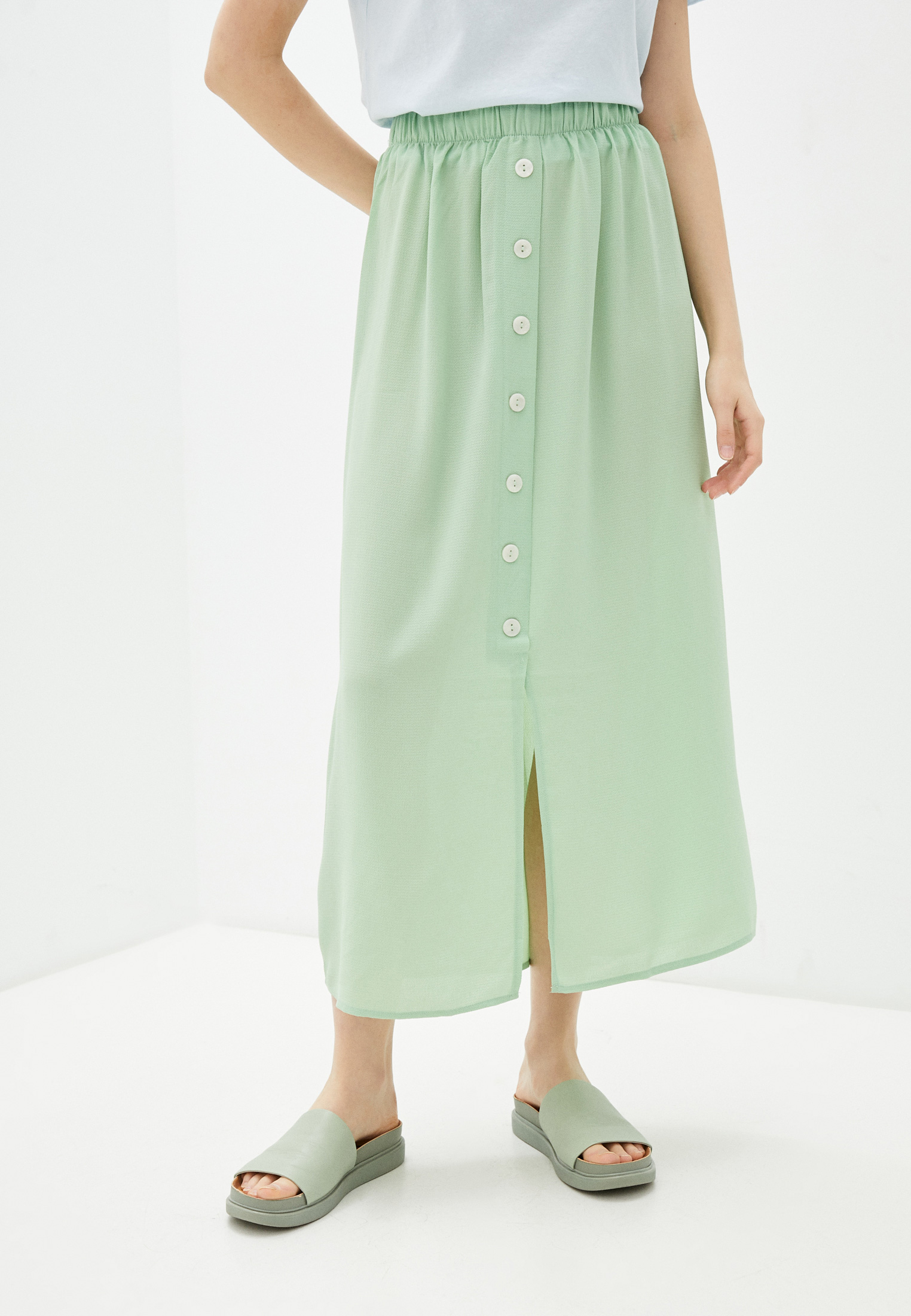 Широкая юбка Only (Онли) 15220950