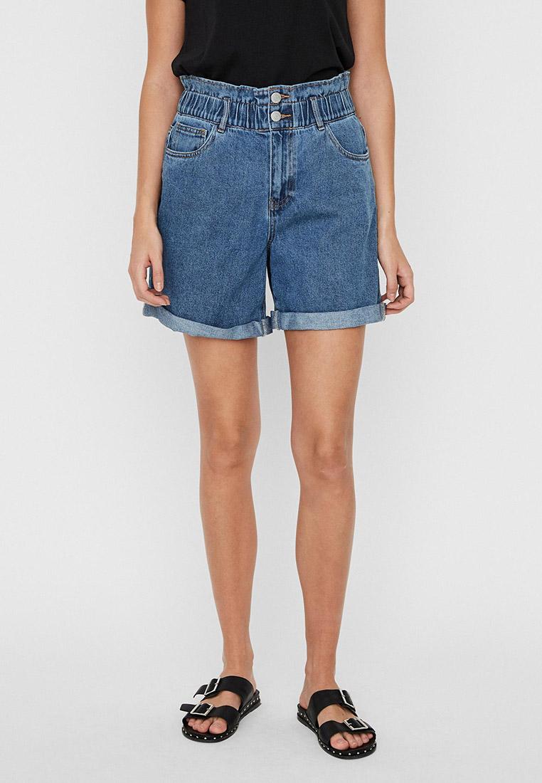 Женские джинсовые шорты Noisy May Шорты джинсовые Noisy May