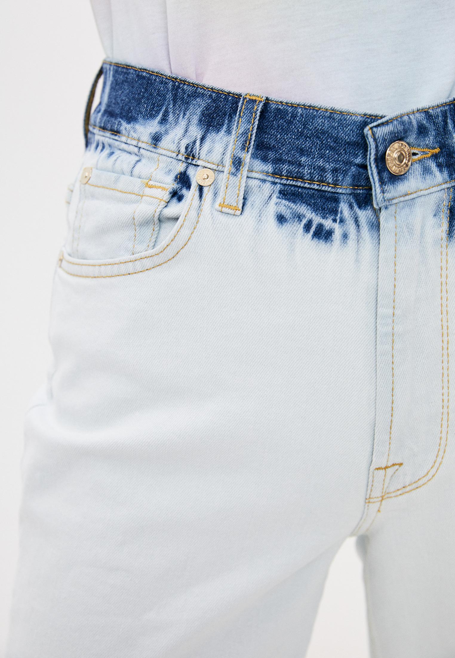 Прямые джинсы 7 For All Mankind (7 Фо Олл Мэнкайнд) JSA7B610HT: изображение 3