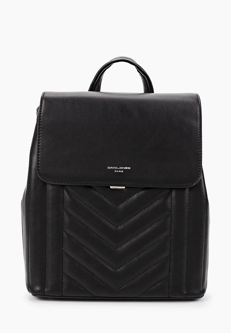 Городской рюкзак David Jones (Дэвид Джонс) 6501-2_черный