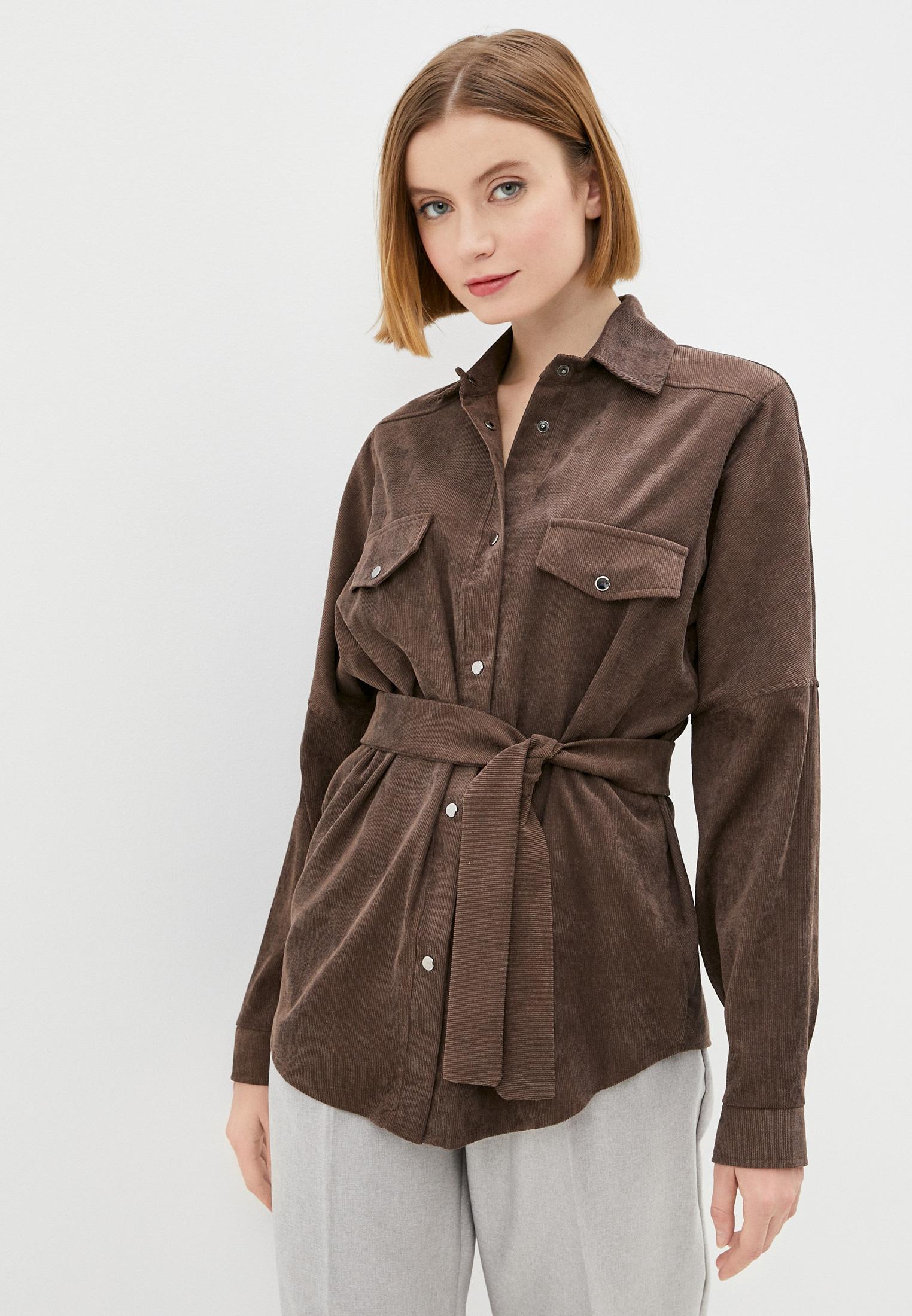 Женские рубашки с длинным рукавом Hey Look 102145
