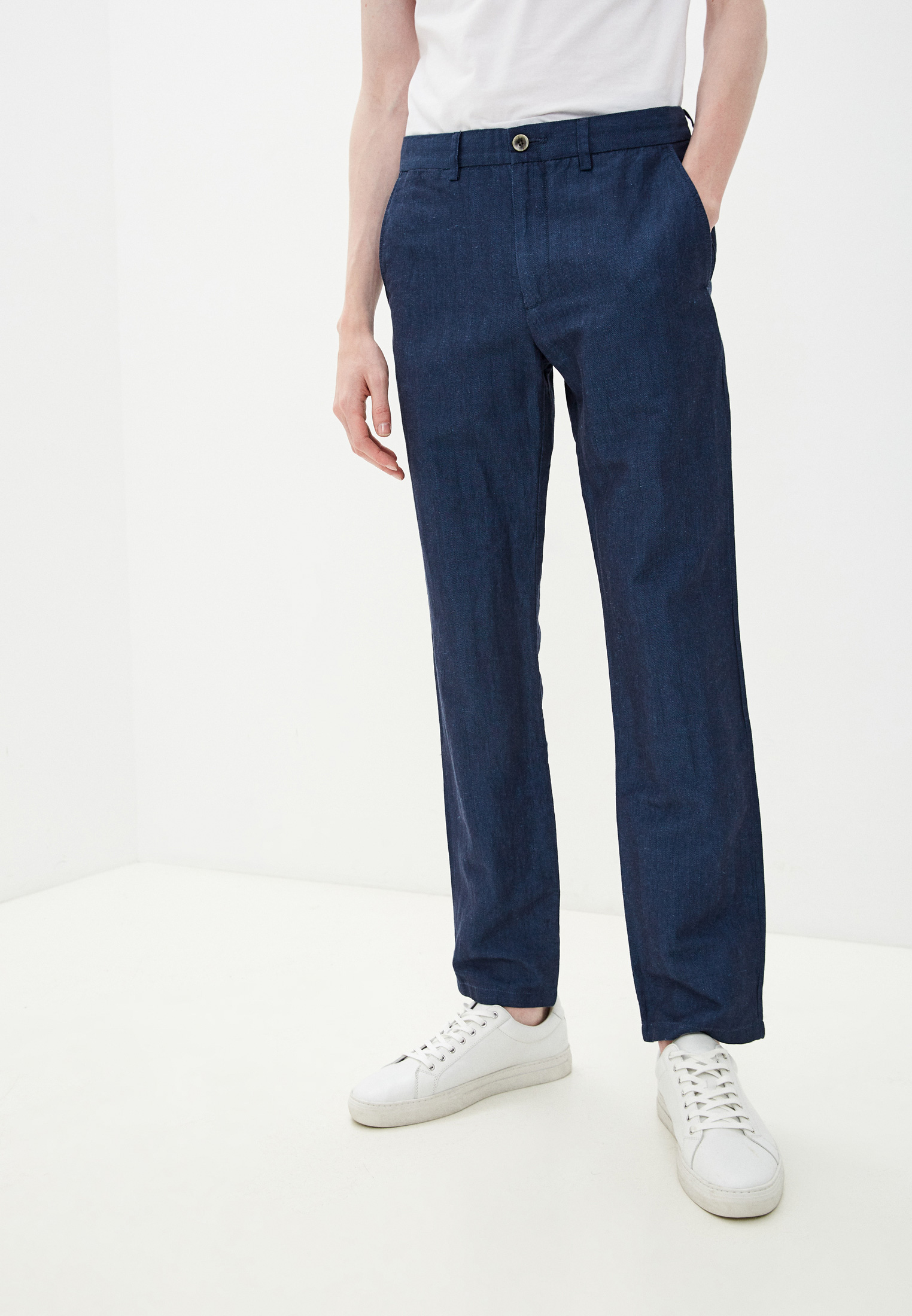 Мужские прямые брюки Tommy Hilfiger (Томми Хилфигер) Брюки Tommy Hilfiger