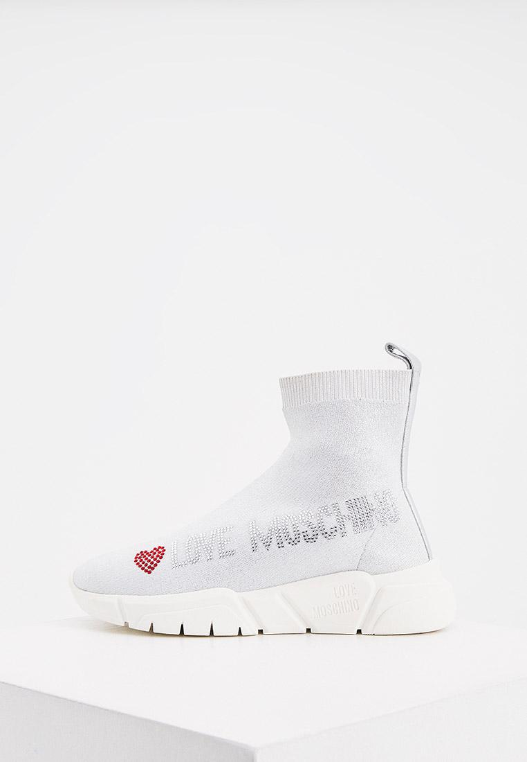 Женские кроссовки Love Moschino JA15103G1AIR0
