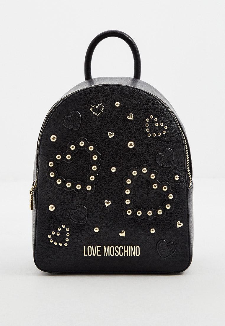 Городской рюкзак Love Moschino (Лав Москино) JC4036PP1ALE0