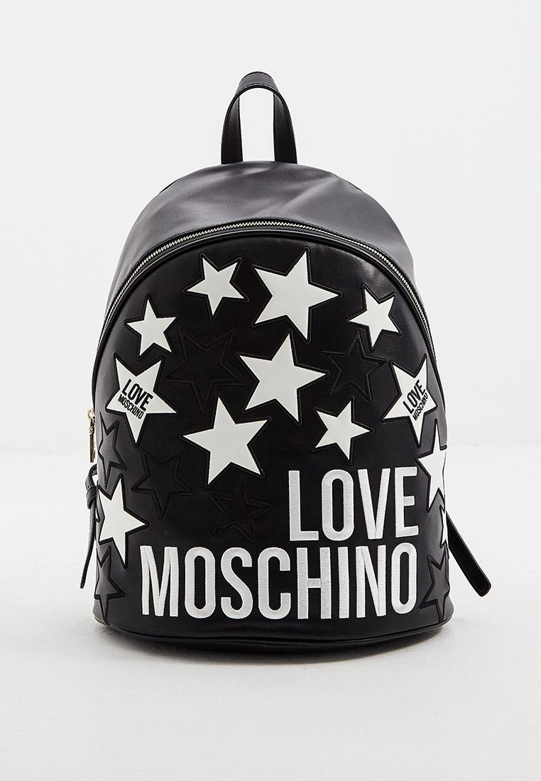Городской рюкзак Love Moschino (Лав Москино) JC4086PP1ALM0