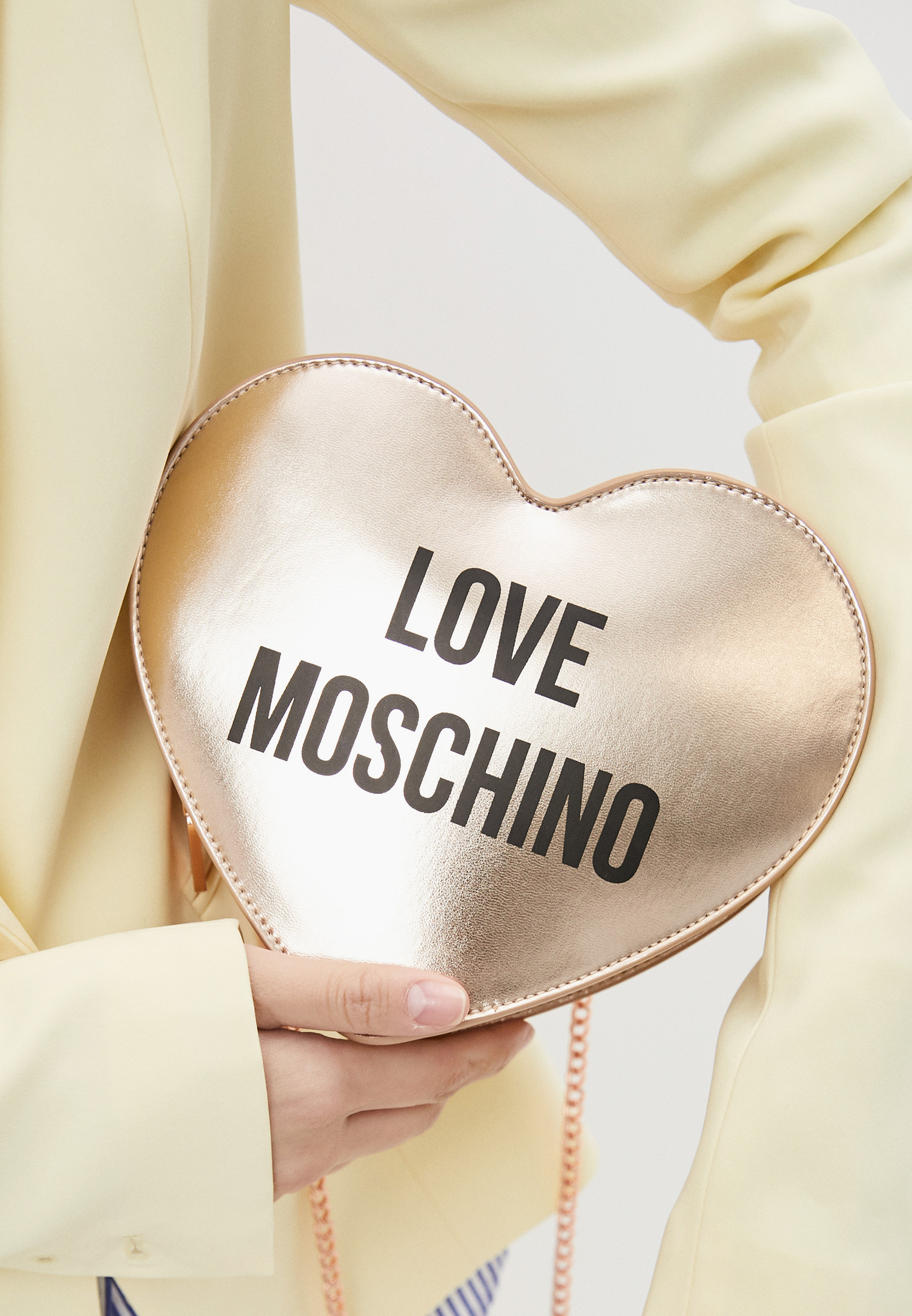 Сумка Love Moschino JC4221PP0AKD0
