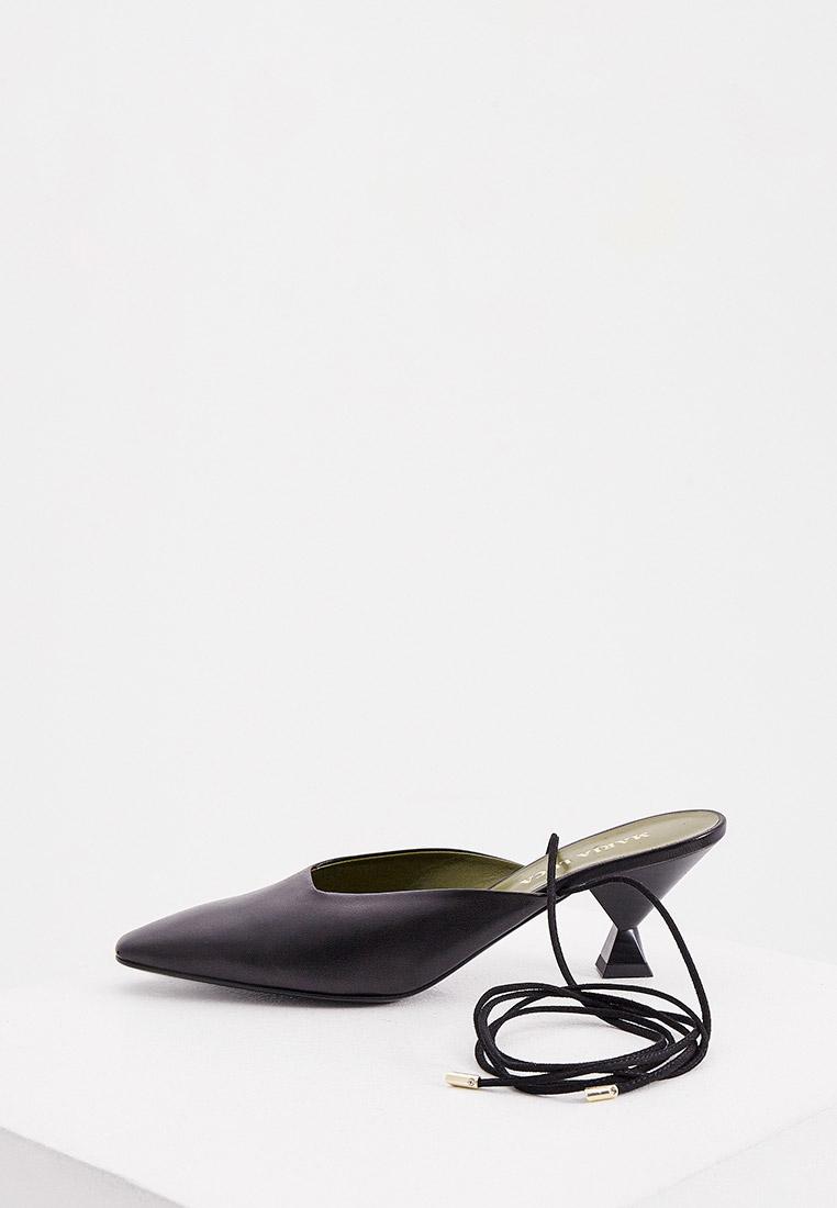 Женские туфли Maria Luca DL36002A