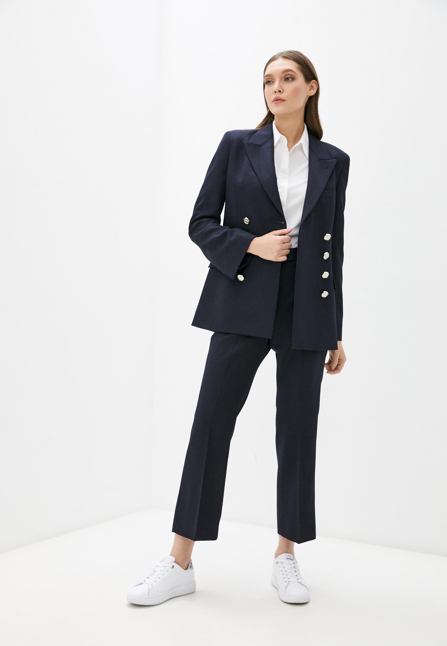 Женские классические брюки Tommy Hilfiger (Томми Хилфигер) WW0WW30947: изображение 2