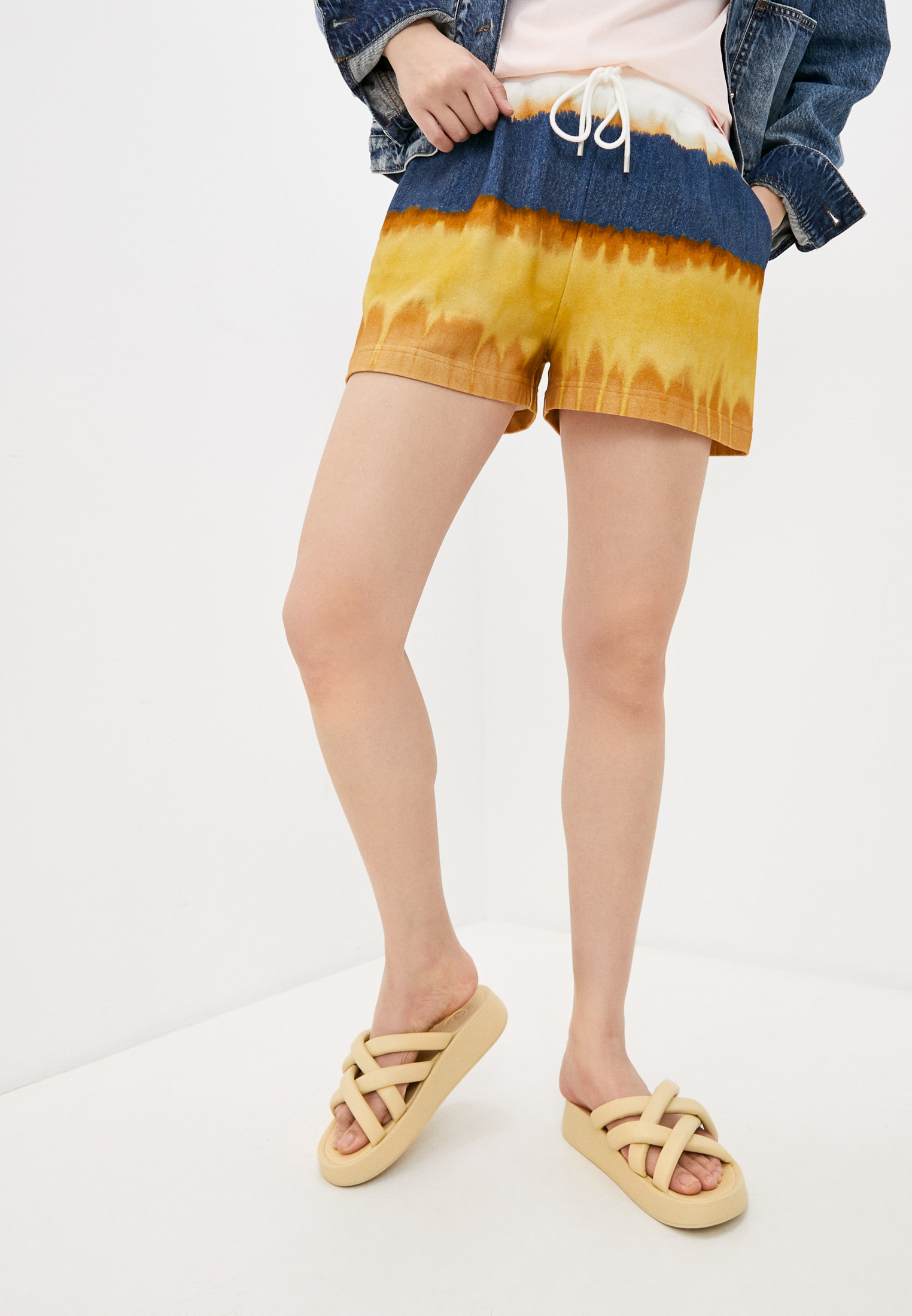 Женские повседневные шорты Alberta Ferretti J0326187