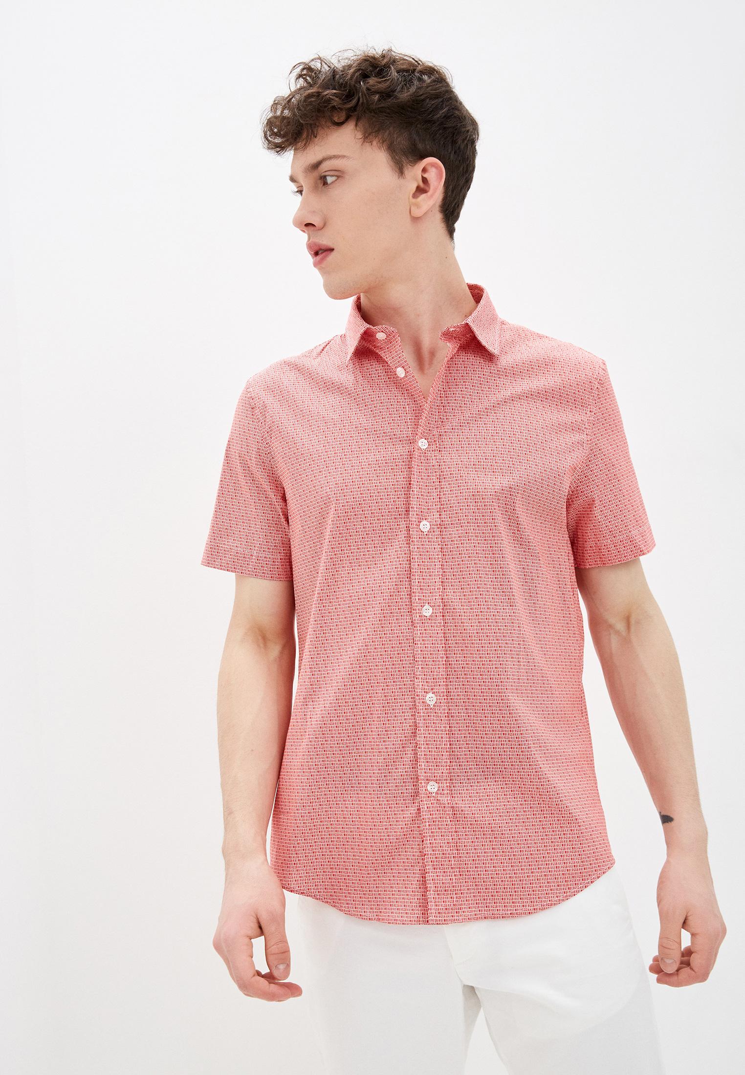 Рубашка с коротким рукавом Bikkembergs (Биккембергс) C C 026 00 S 3353