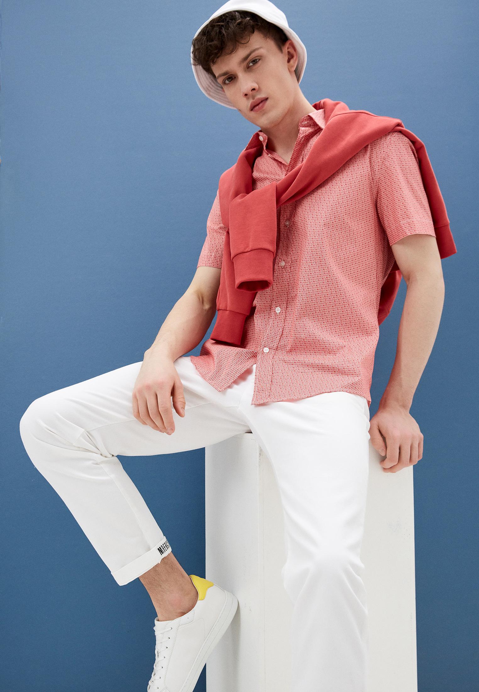 Рубашка с коротким рукавом Bikkembergs (Биккембергс) C C 026 00 S 3353: изображение 2