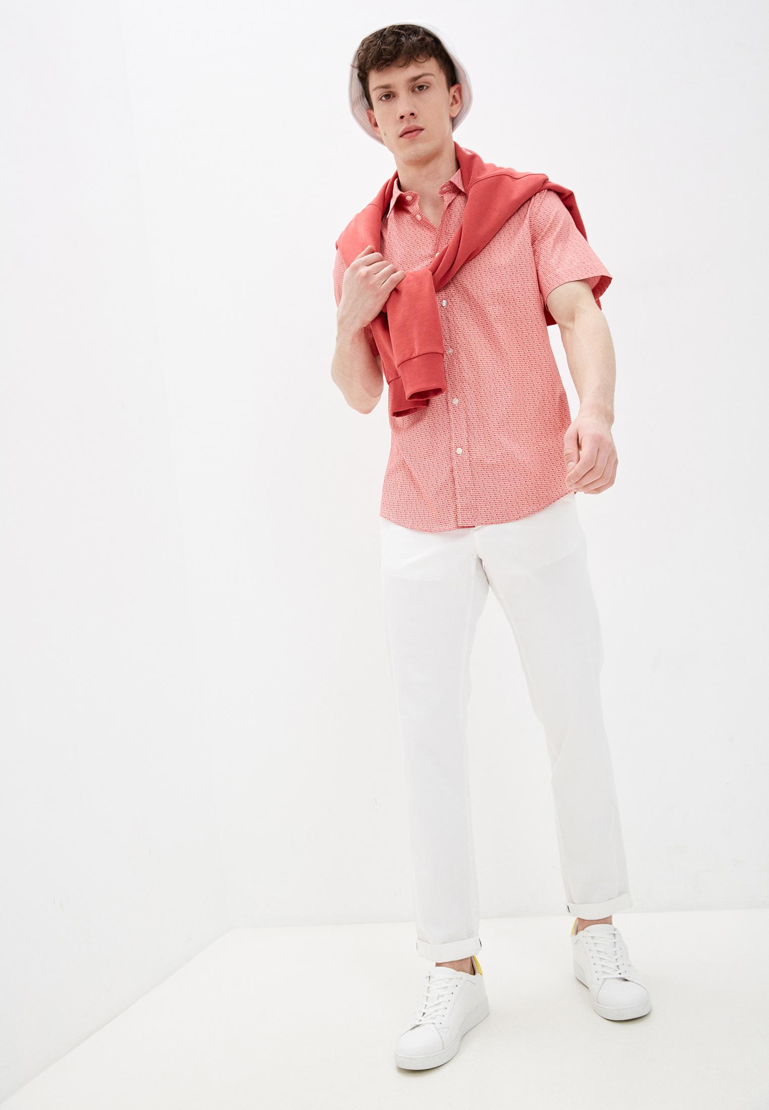 Рубашка с коротким рукавом Bikkembergs (Биккембергс) C C 026 00 S 3353: изображение 3
