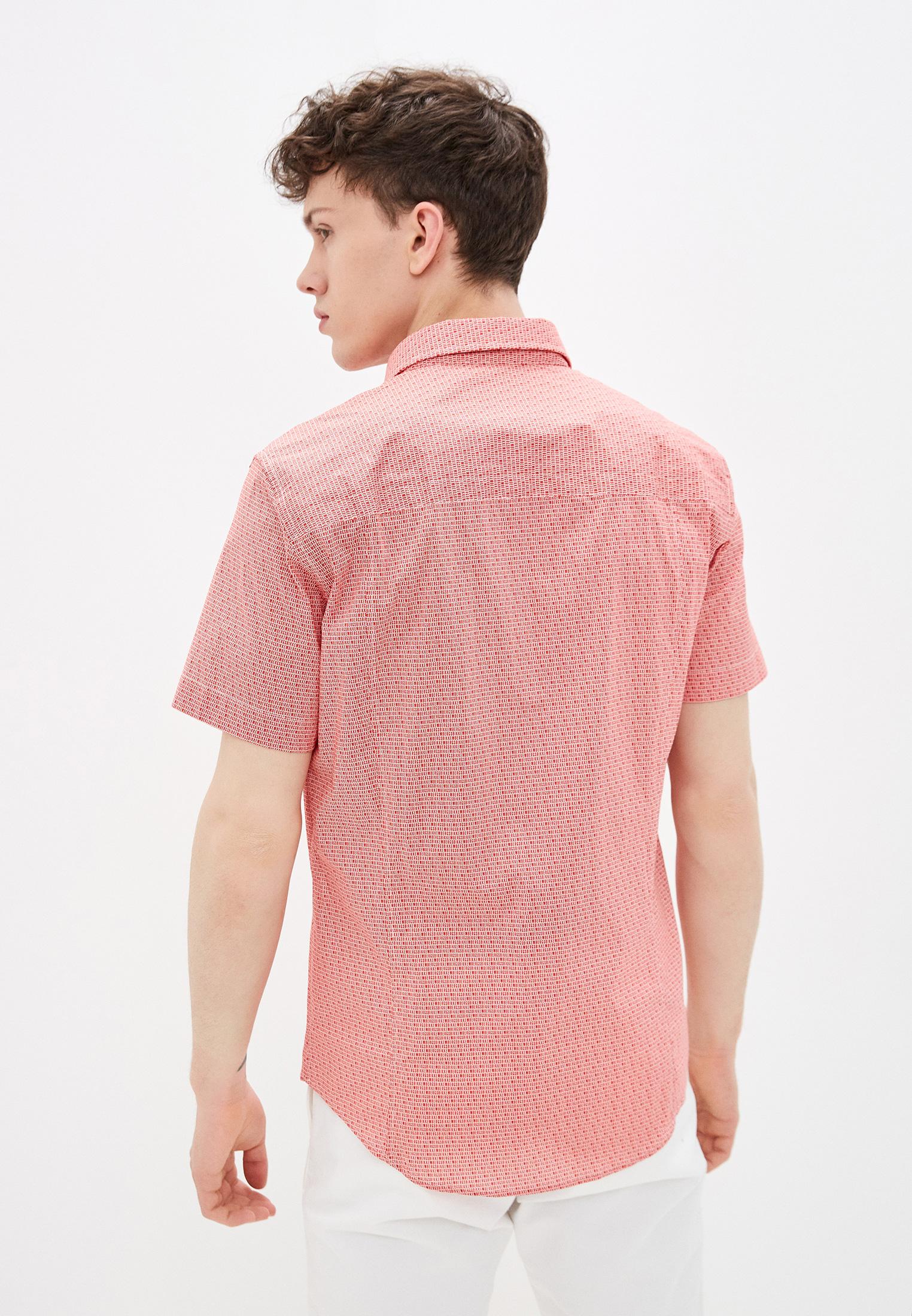 Рубашка с коротким рукавом Bikkembergs (Биккембергс) C C 026 00 S 3353: изображение 4