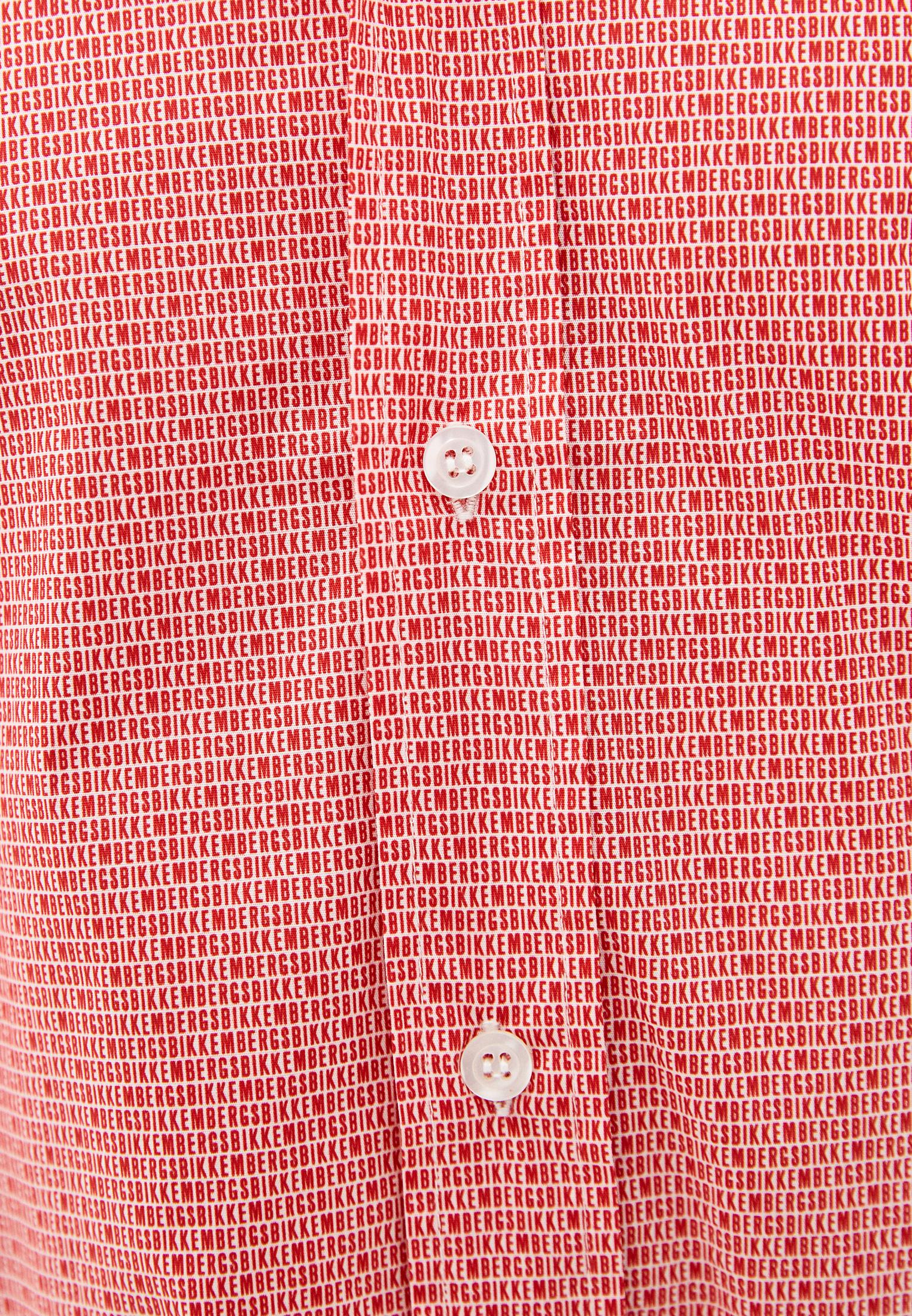 Рубашка с коротким рукавом Bikkembergs (Биккембергс) C C 026 00 S 3353: изображение 5